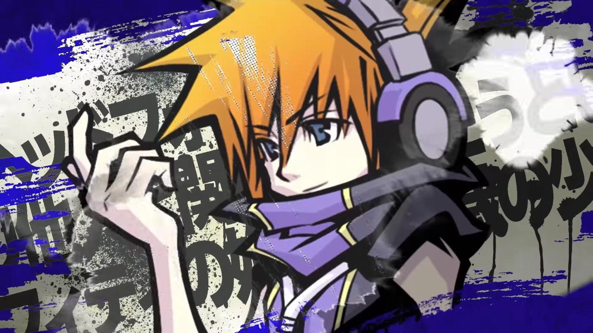 The World Ends With You Final Remix Wallpapers Wallpaper Cave