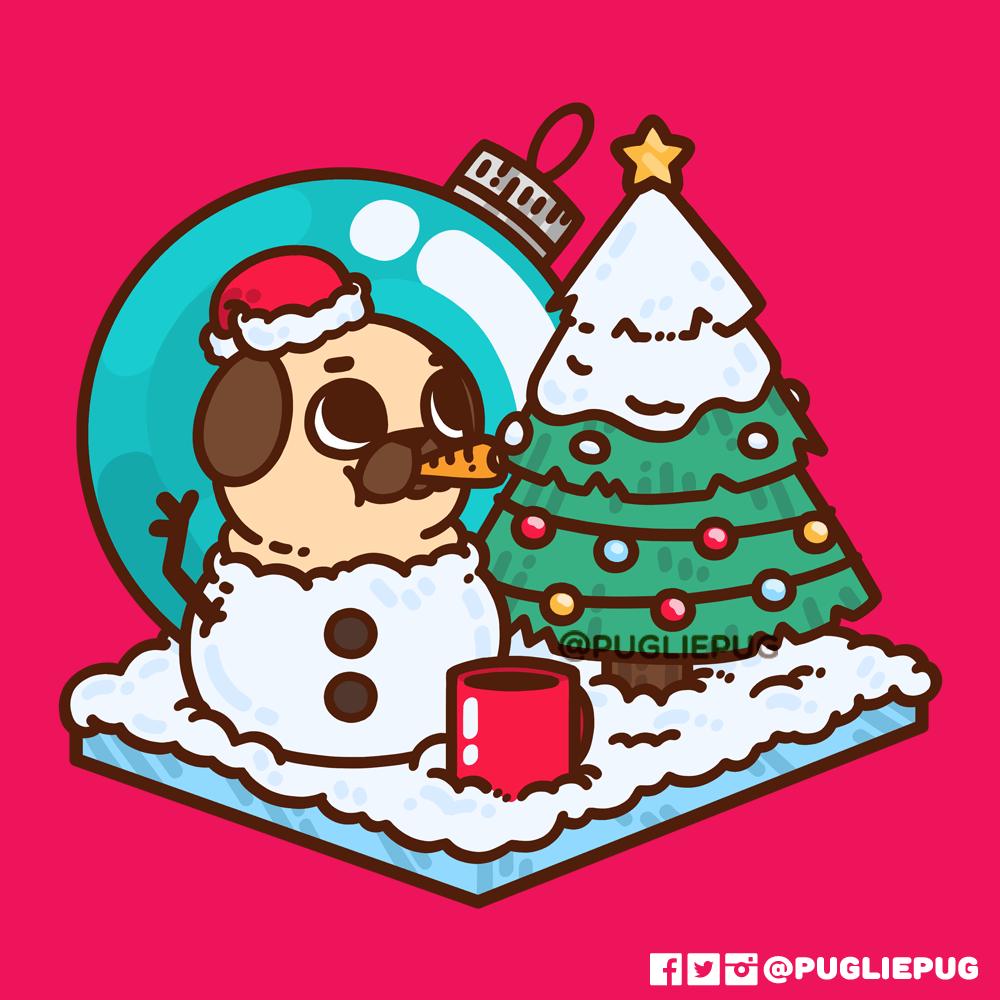 Puglie Pug — Saturday Snacks are the best! Petit Puglies.