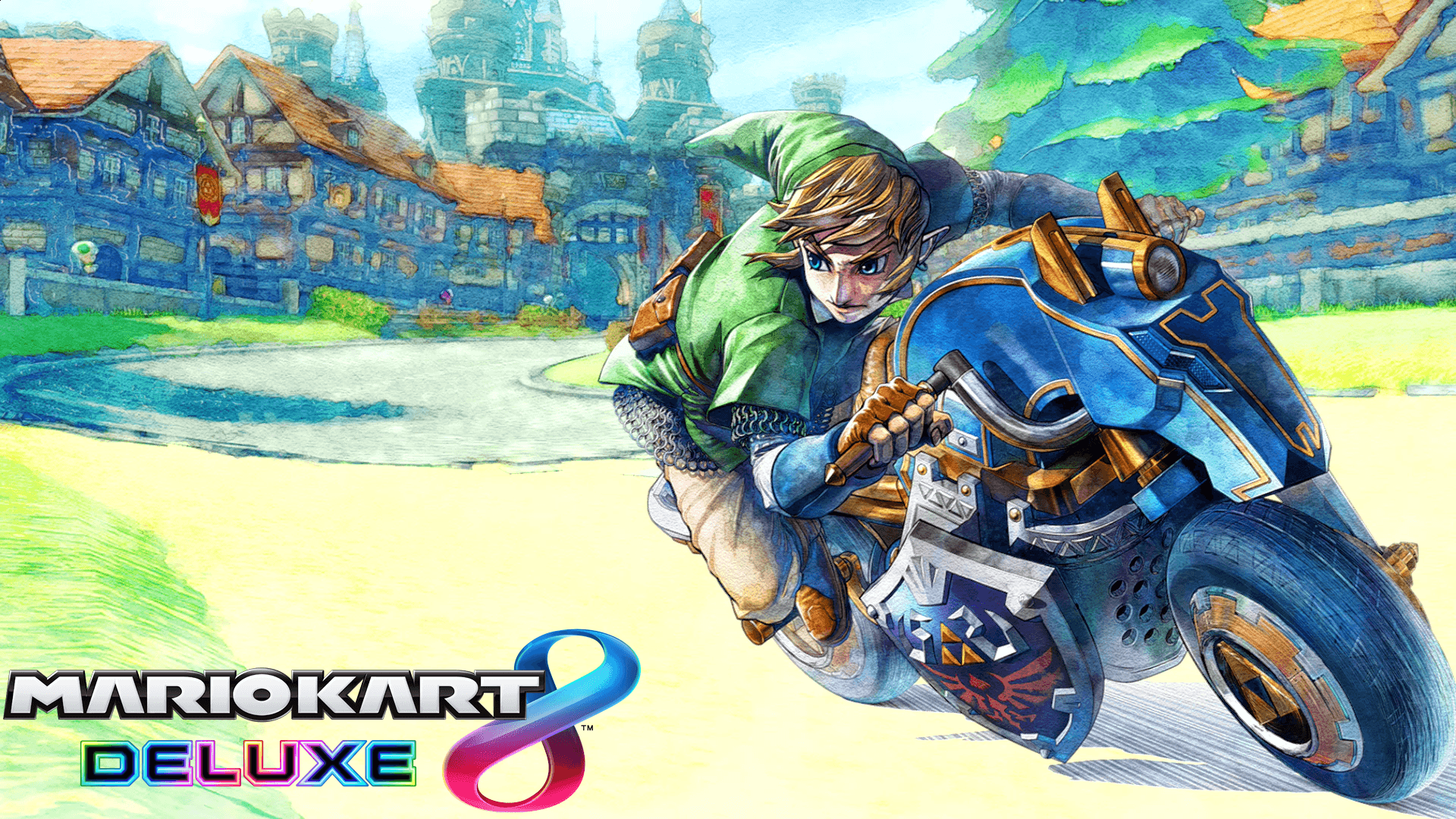 Mario Kart 8 Wallpapers Wallpaper Cave