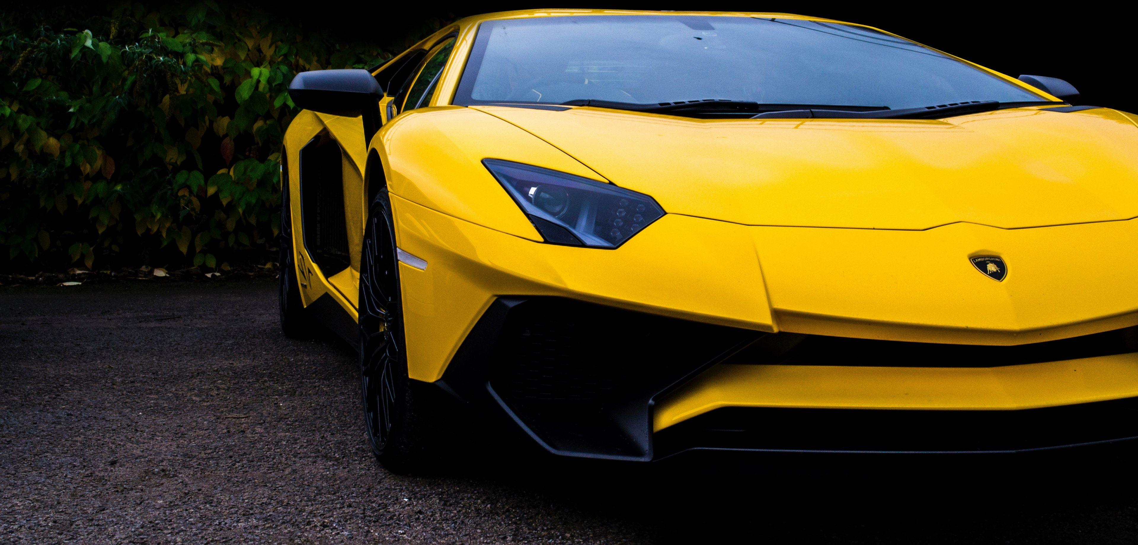 lamborghini aventador sv 4k wallpapers and backgrounds
