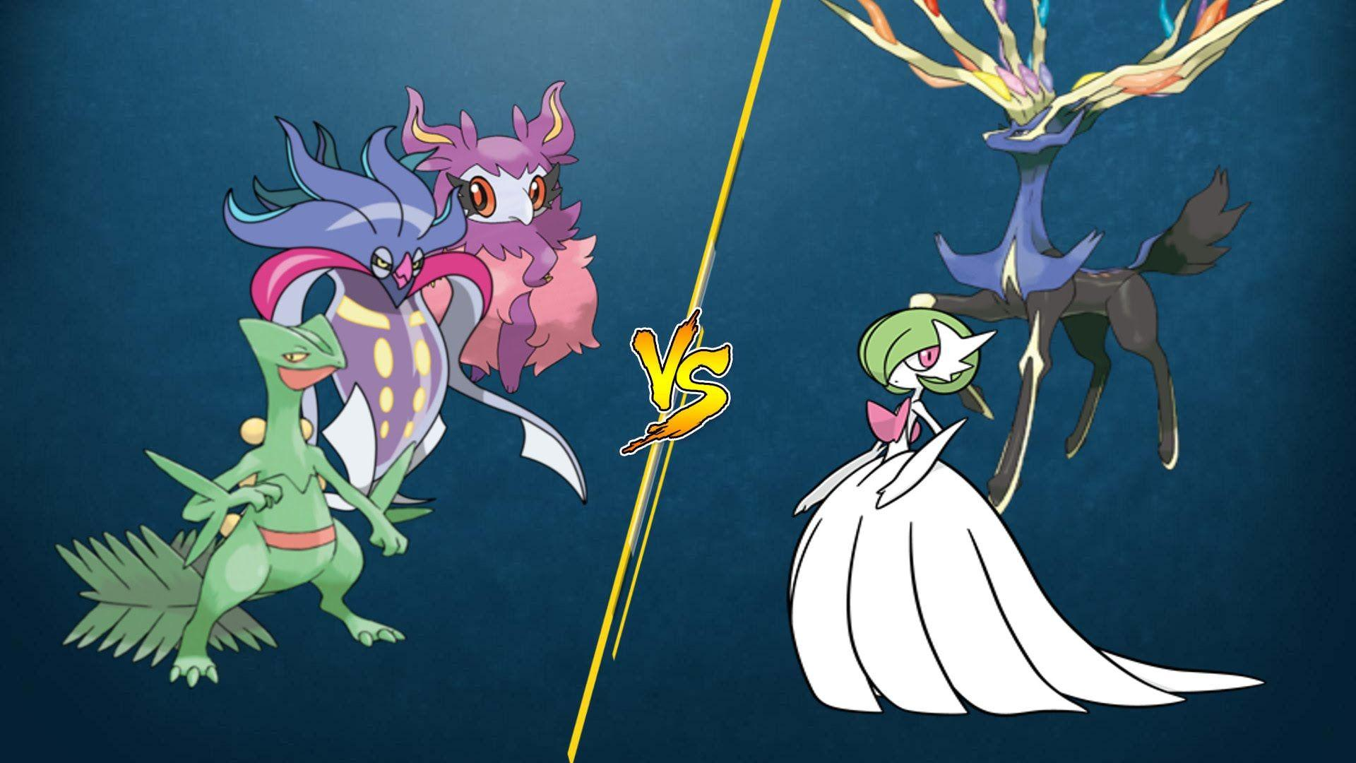 PTCGO Stream Match] Sceptile/Malamar/Fairybox vs M Gardevoir/Xerneas ...