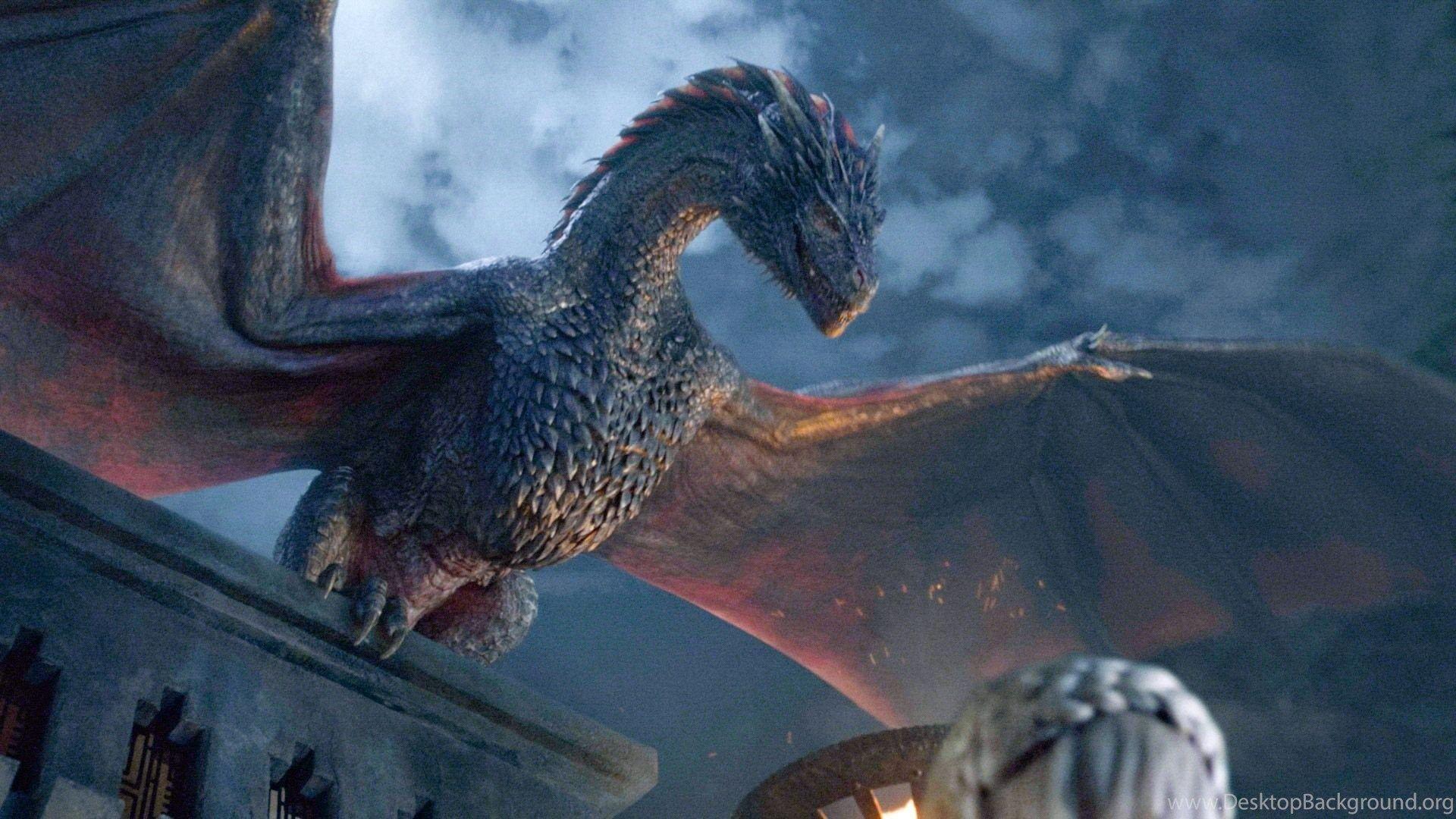 Game Of Thrones Drachen Wallpaper