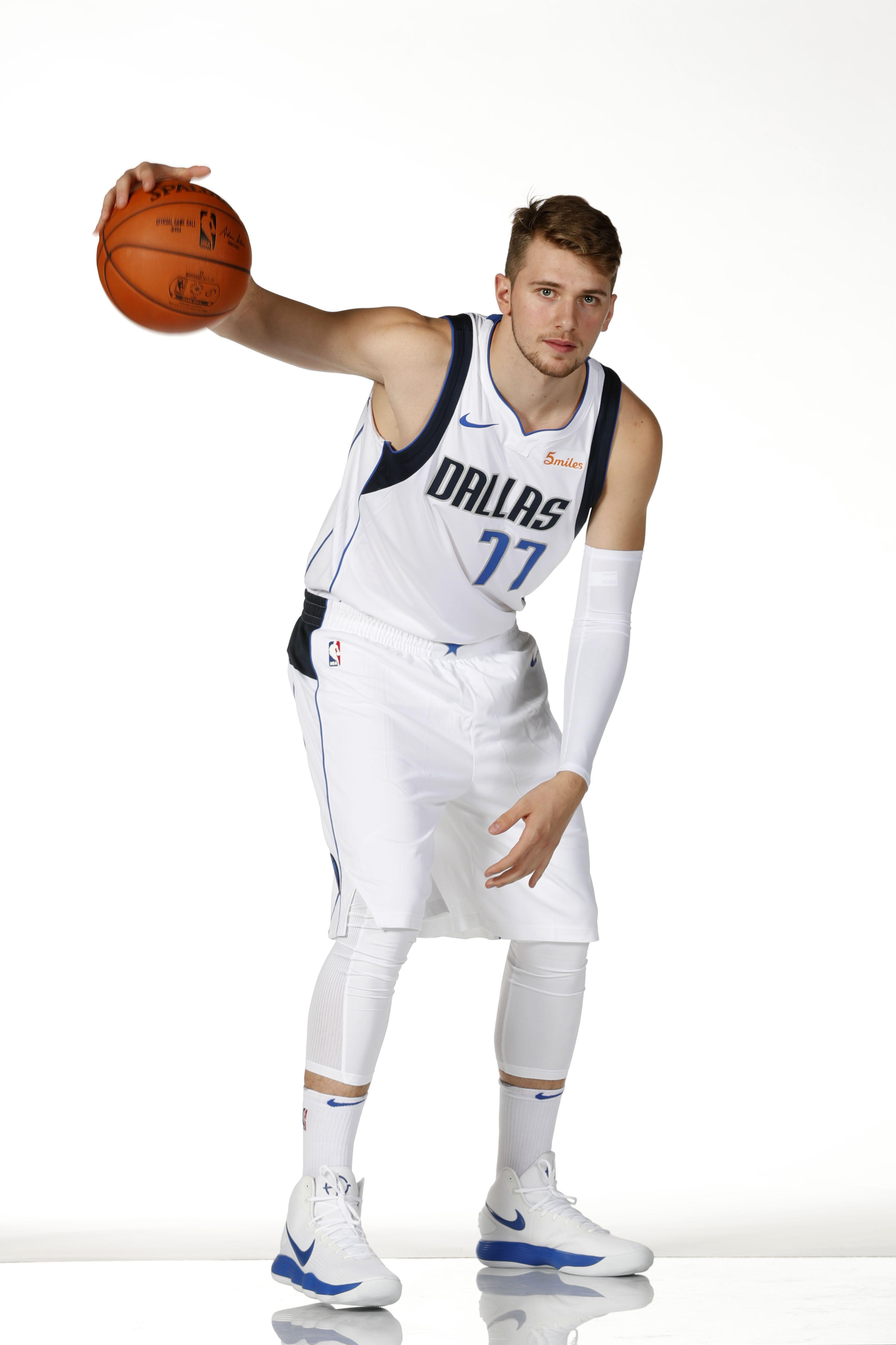 Luka Doncic Dallas Mavericks Wallpapers Wallpaper Cave