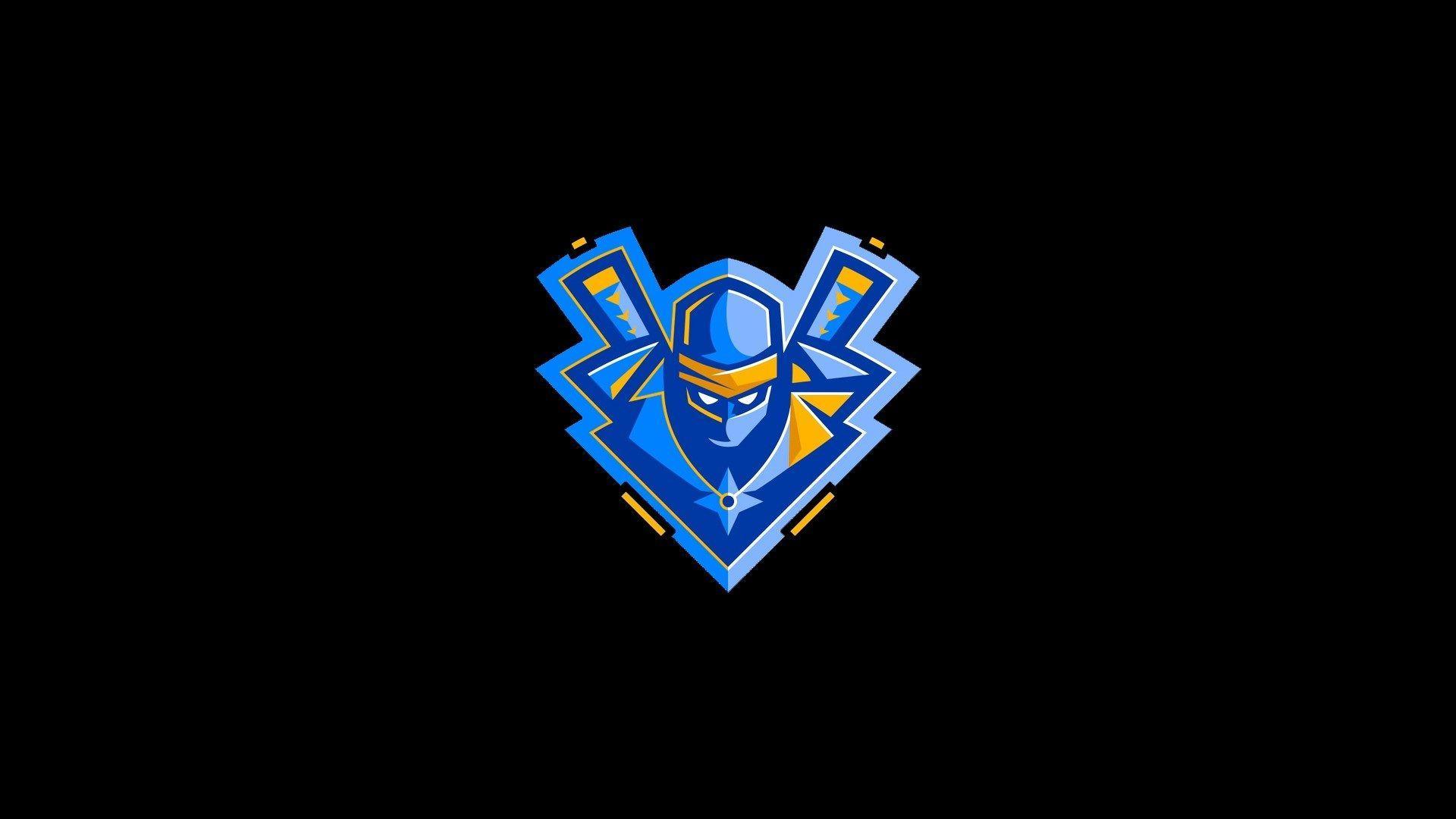 Fortnite Ninja Wallpapers: Ninja Logo Wallpapers