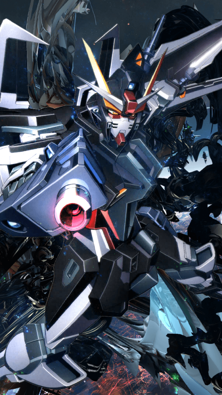 Gunpla Wallpapers Wallpaper Cave