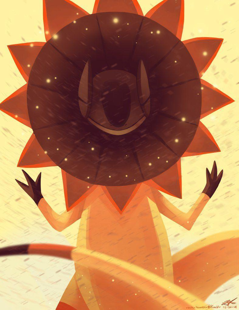 Day4 [ELECTRIC] Heliolisk by Rock-Bomber on DeviantArt | The ...