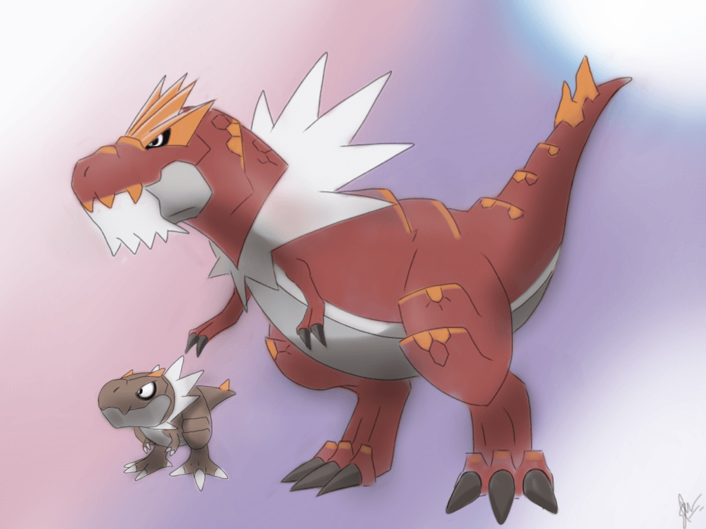 Tyrantrum image Awesome Tyrantrum HD wallpapers and backgrounds