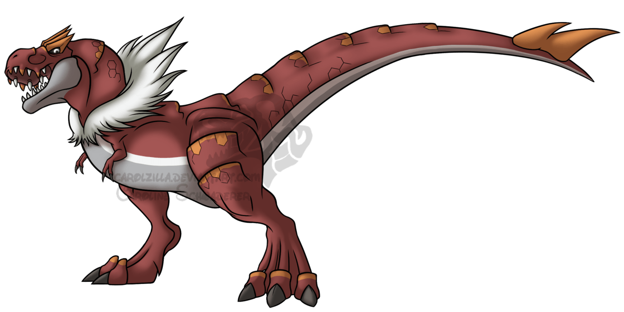 Pictures of Tyrunt And Tyrantrum
