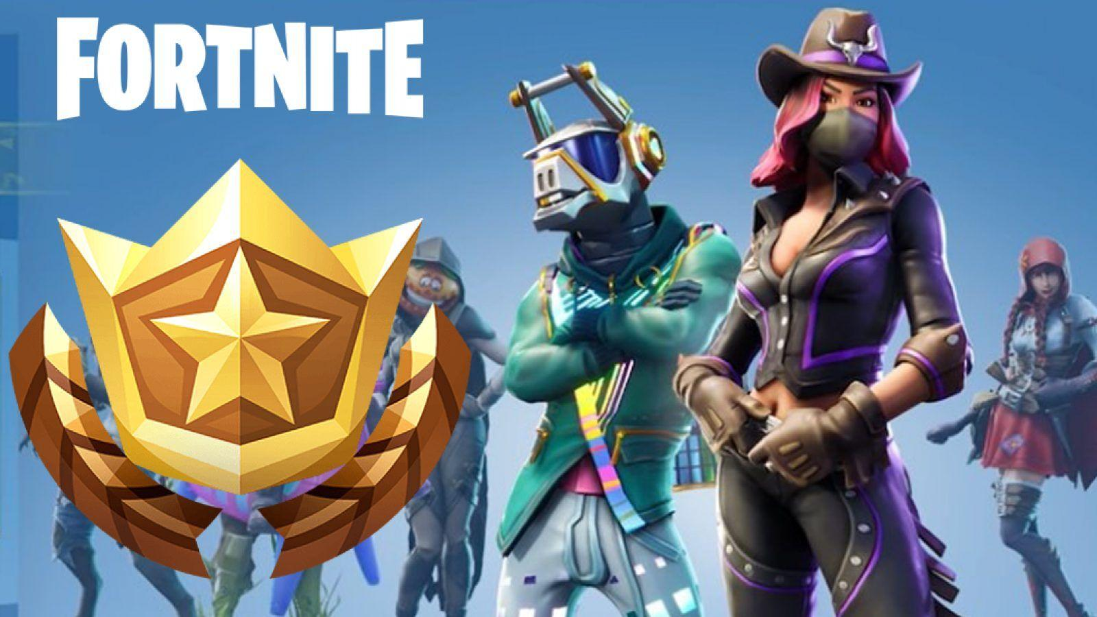 What is included in the Fortnite Season 6 Battle Pass? Skins