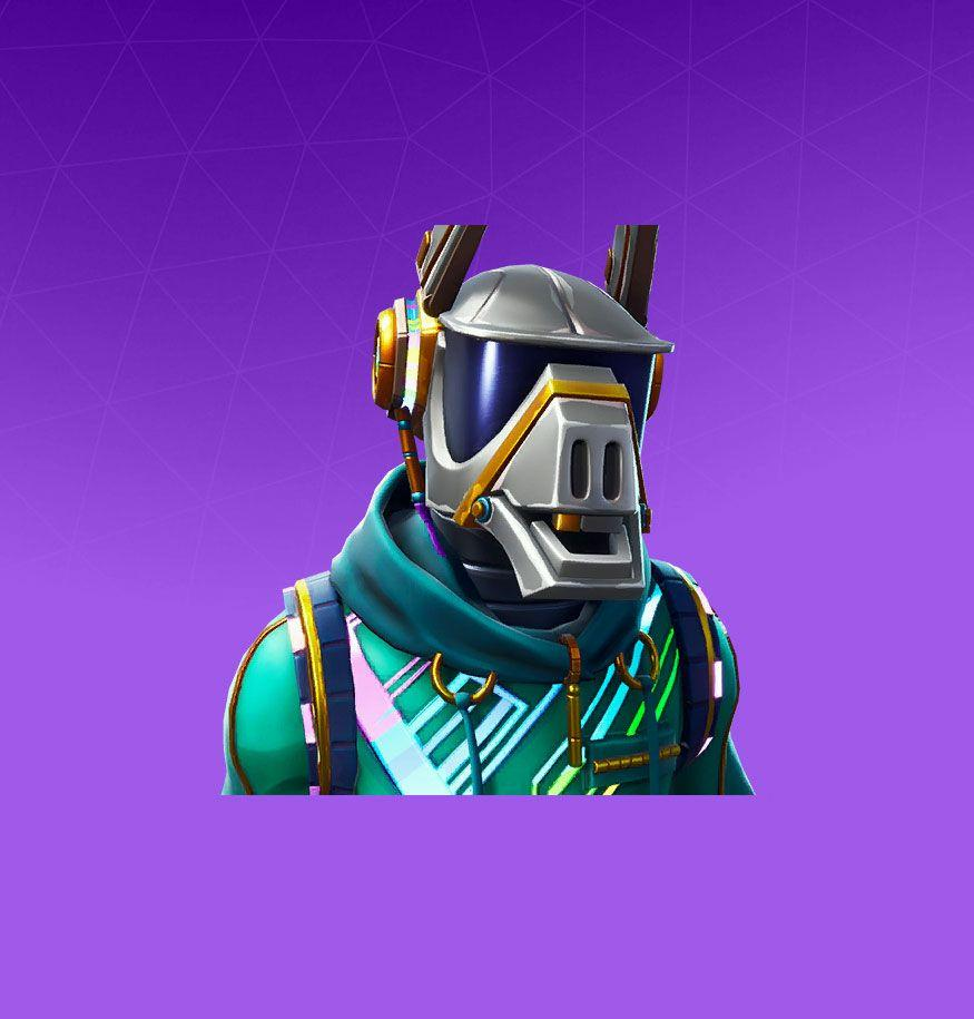 DJ Yonder Skin - Fortnite Cosmetic - Pro Game Guides