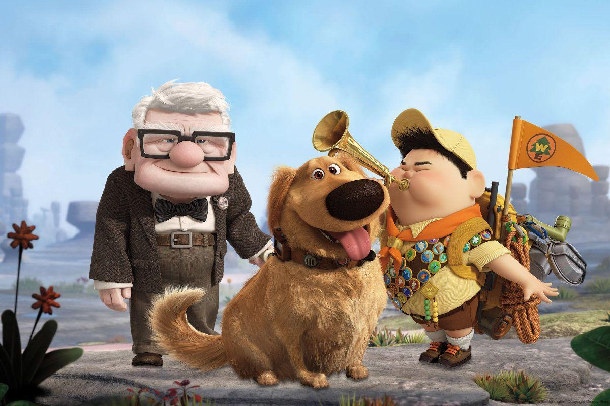 Up Movie Full HD Quality Backgrounds, Up Movie Wallpapers - 40+ ...
