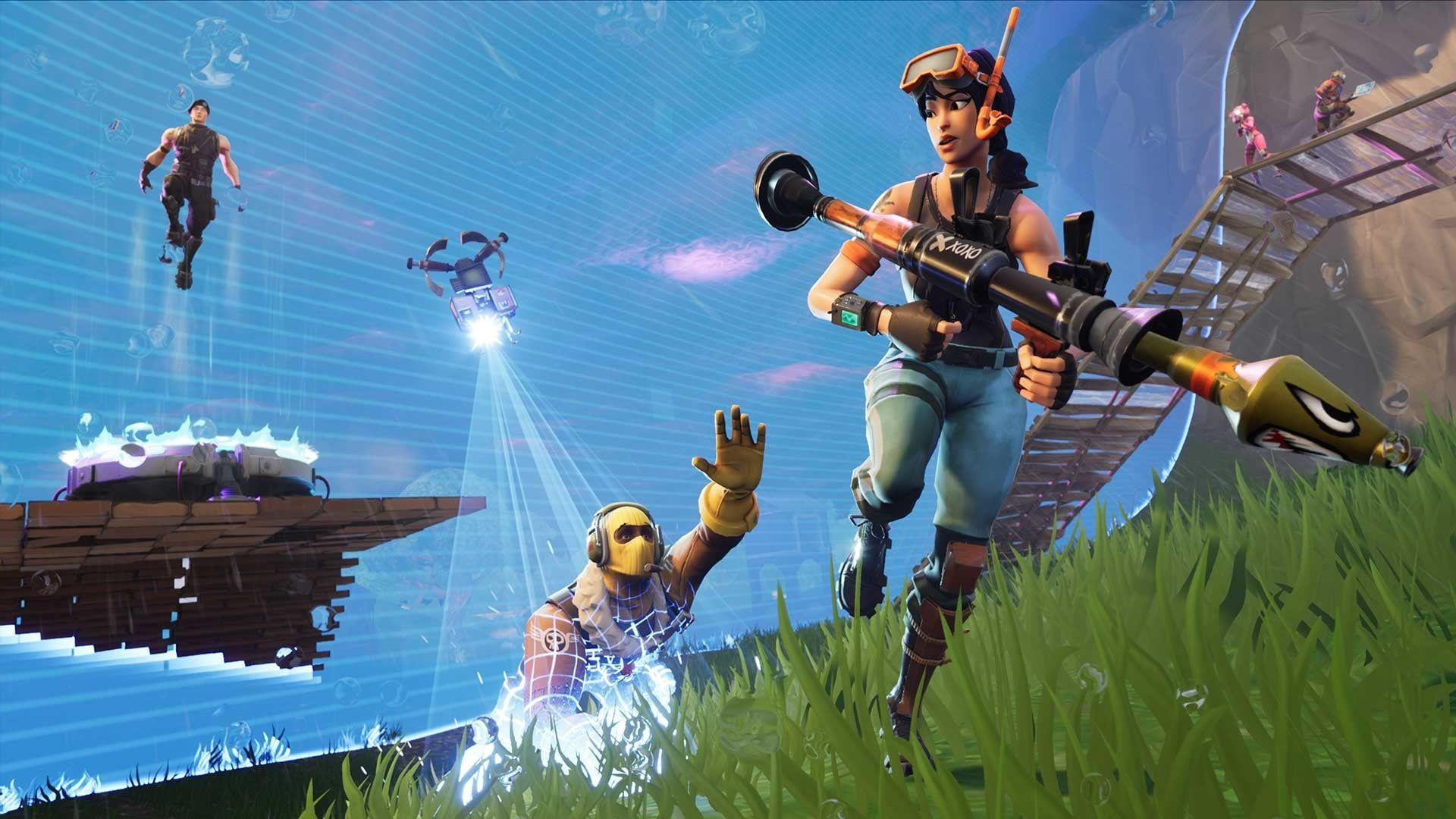 Fortnite Season 6: News, patch notes, skins, weapons and more