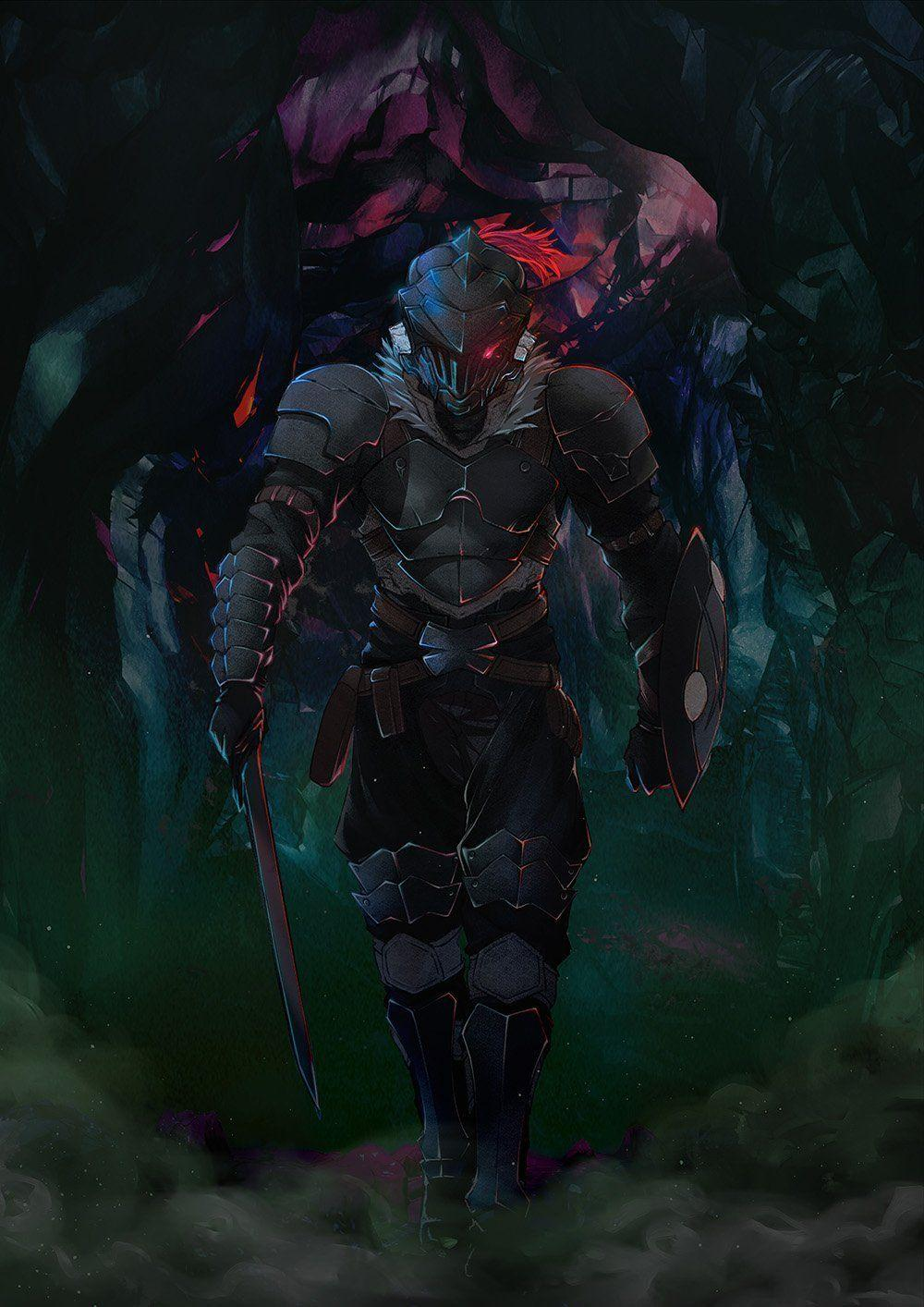 Goblin Slayer Wallpapers Wallpaper Cave