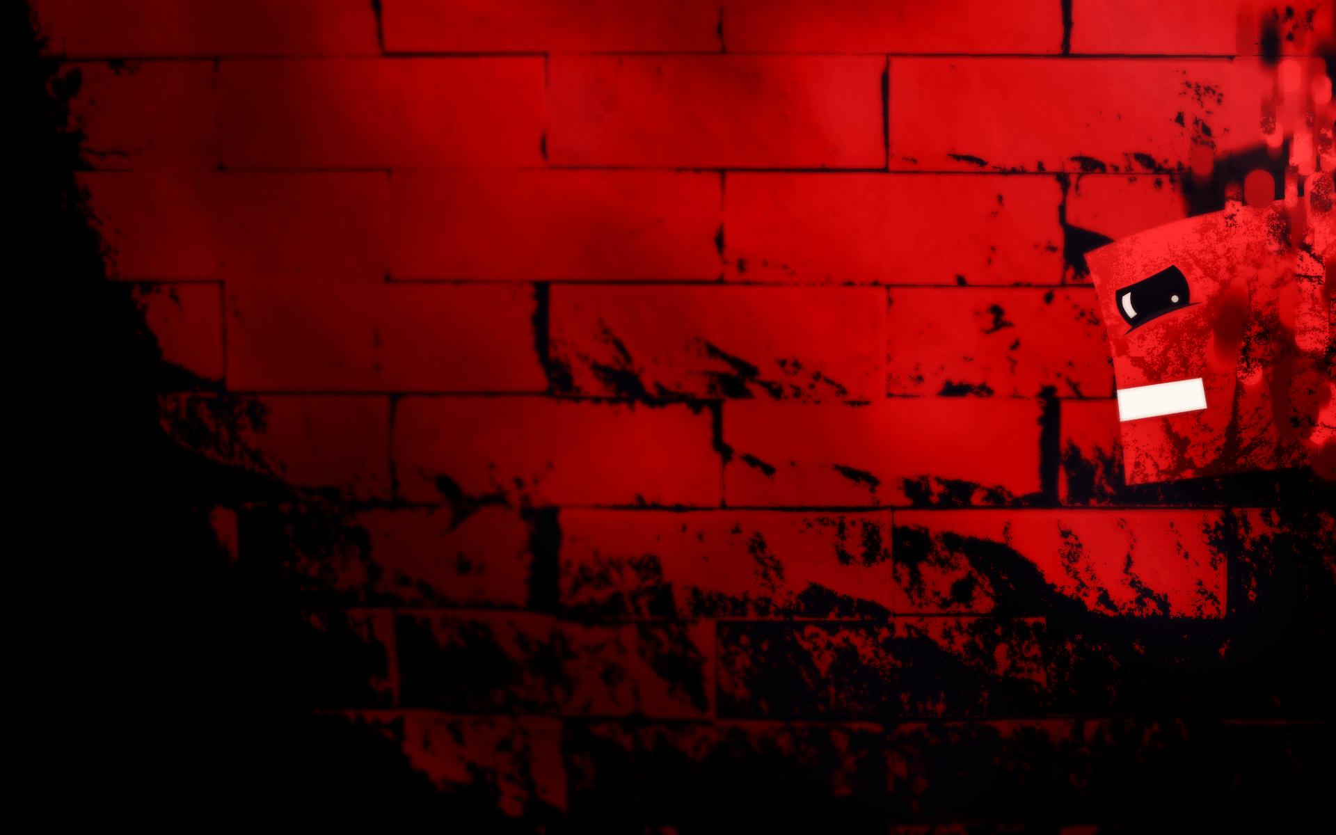 Super Meat Boy Wallpapers Wallpaper Cave