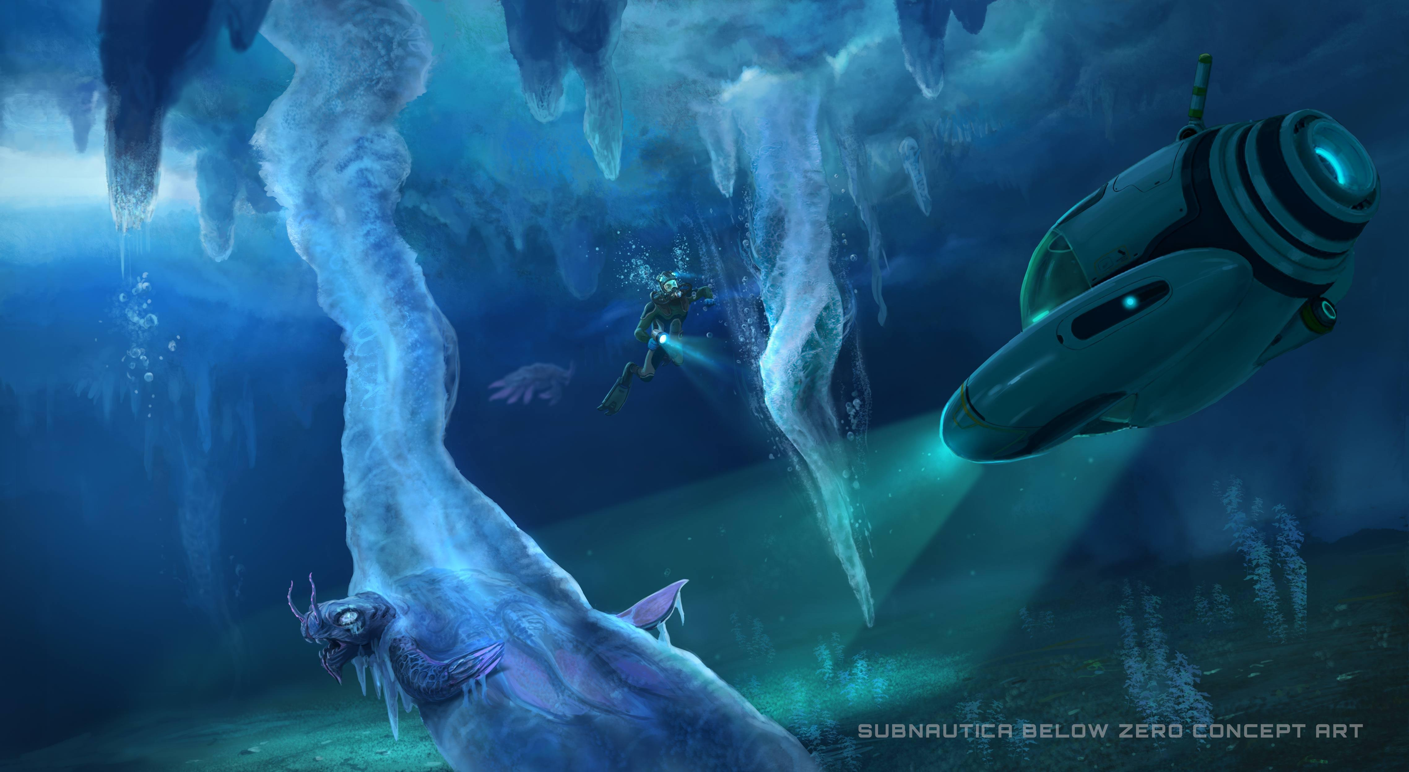 The Best Subnautica Wallpapers  Pictures
