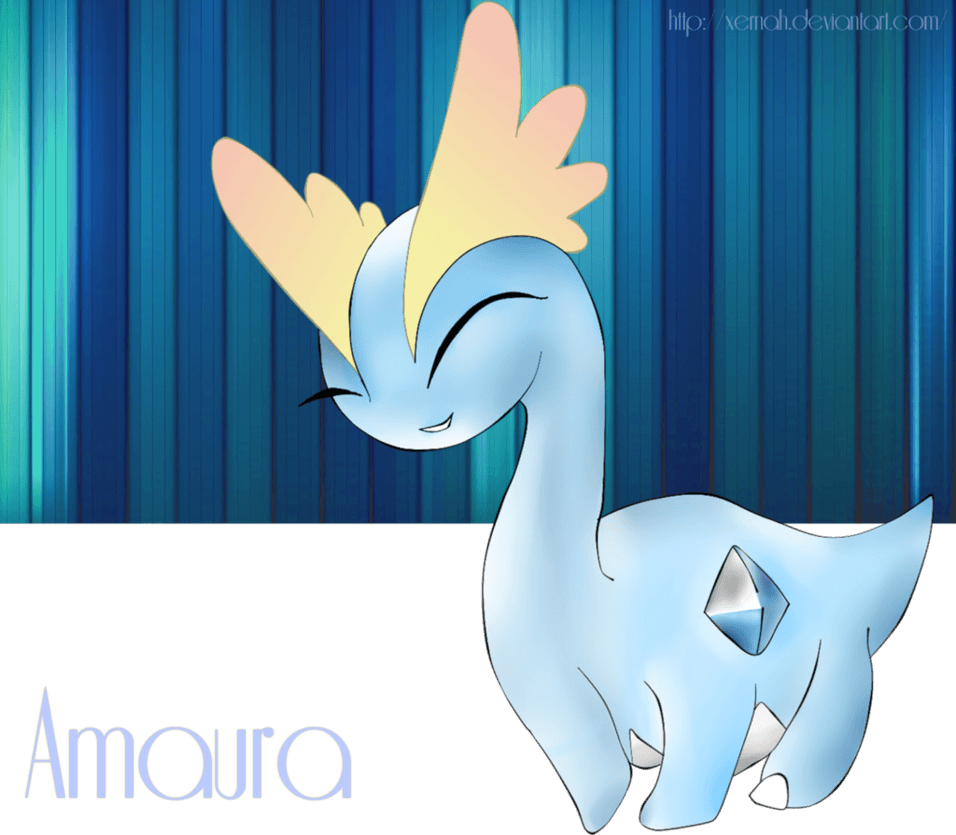 Amaura by Xernah