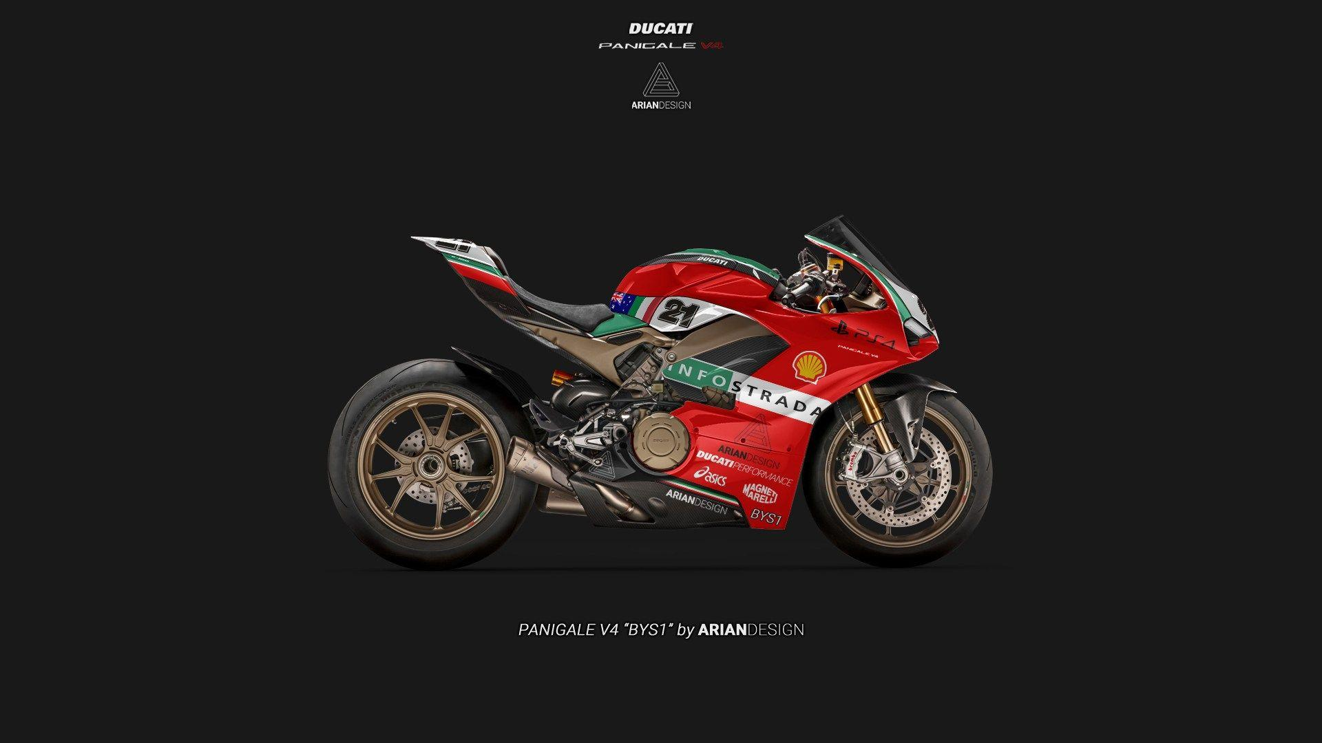 ducati panigale v4 wallpapers wallpaper cave. Black Bedroom Furniture Sets. Home Design Ideas