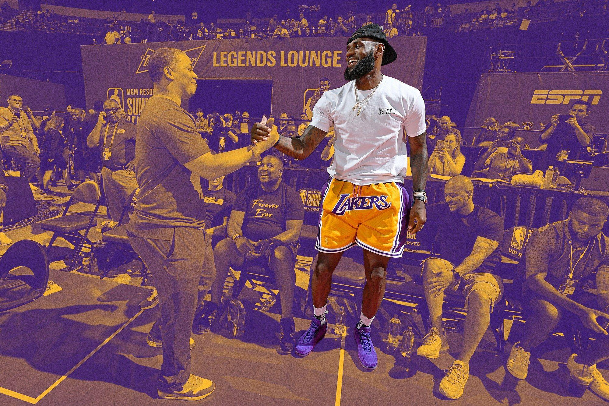 Lebron James Lakers Wallpapers: Lebron James Angeles Lakers Wallpapers