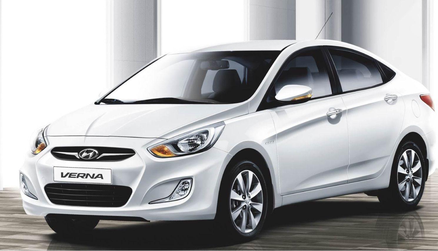 Hyundai Verna Wallpapers Wallpaper Cave