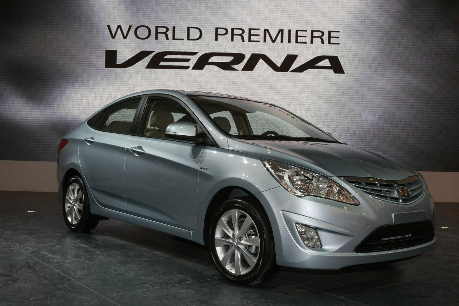 Hyundai Verna / Accent 2010 photo 58913 pictures at high resolution