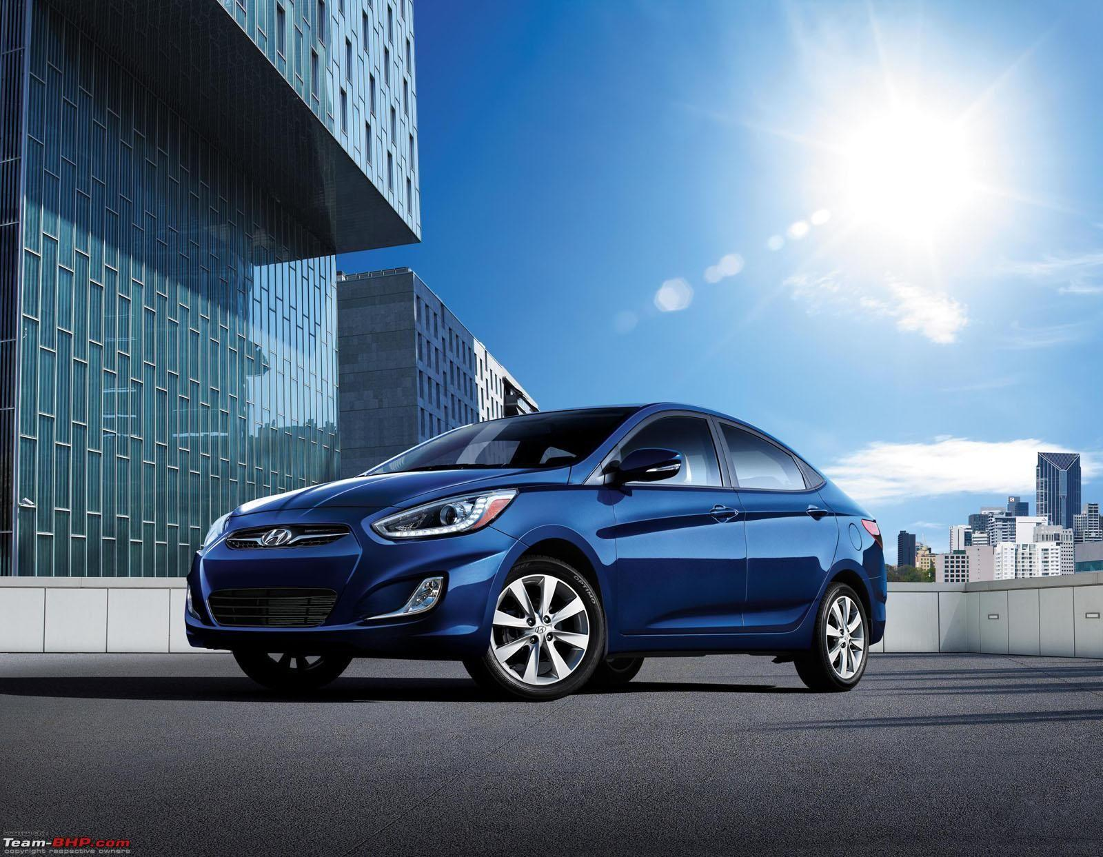 2013 Hyundai Verna Fluidic gets minor updates. And some omissions
