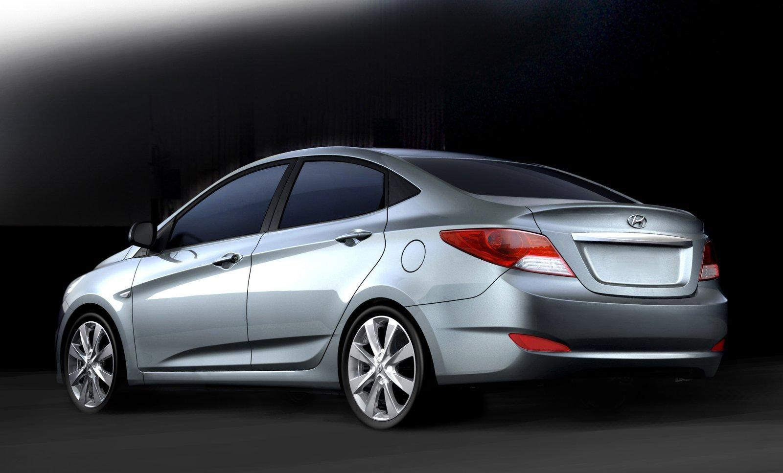 Hyundai Verna / Accent 2010 photo 58906 pictures at high resolution