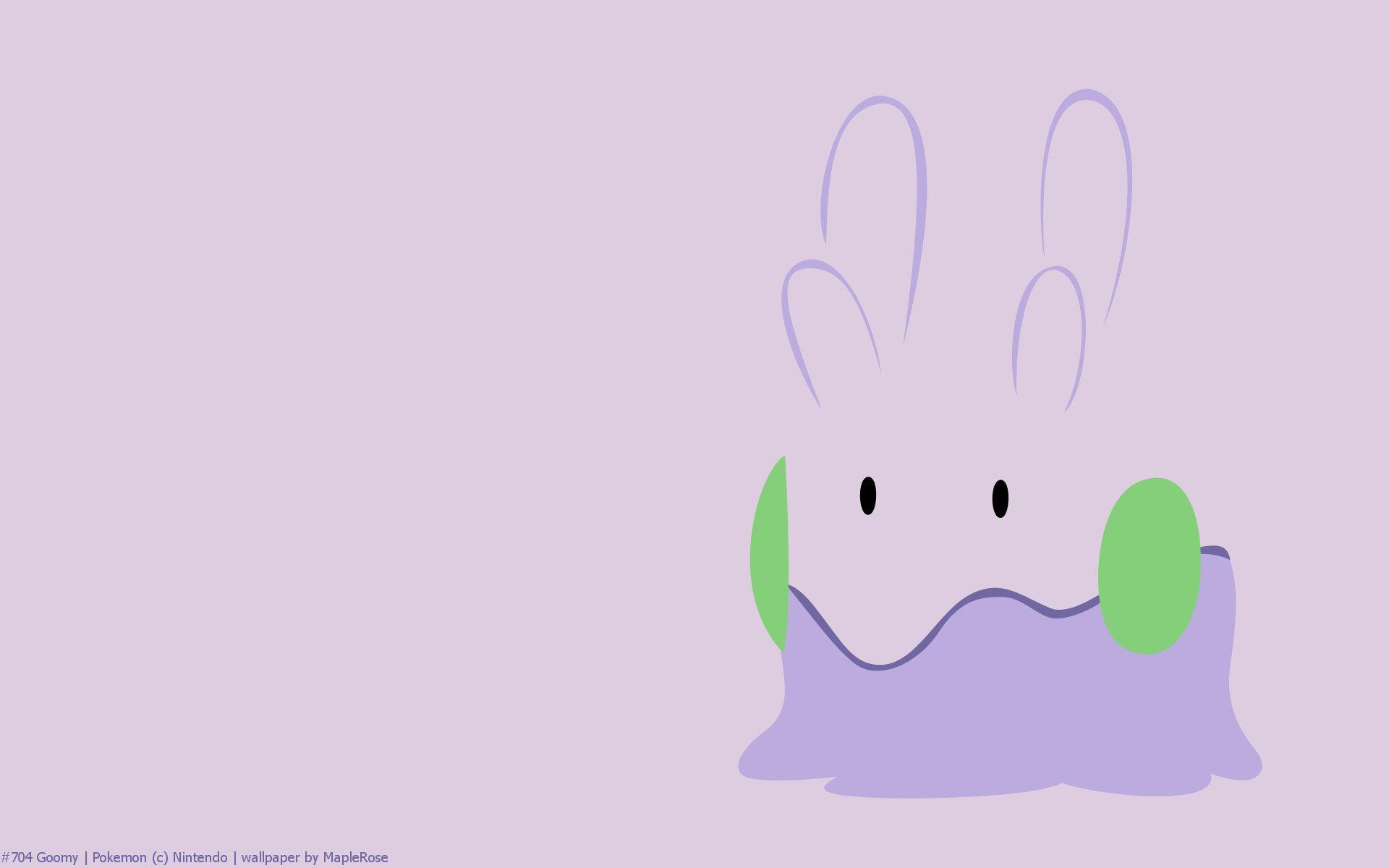 Images of Goomy Wallpaper - #SpaceHero