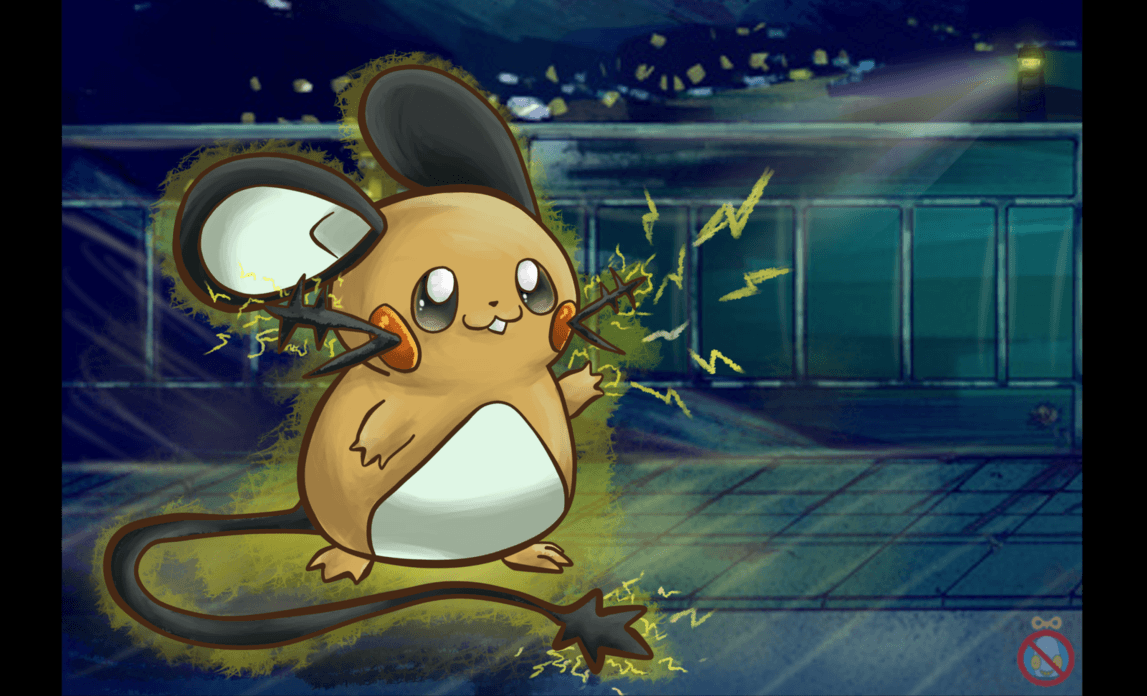 Dedenne Wallpapers by shadowhatesomochao