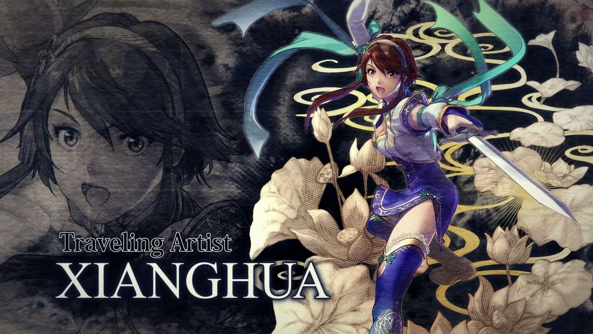 Xianghua. Wallpapers from Soulcalibur VI