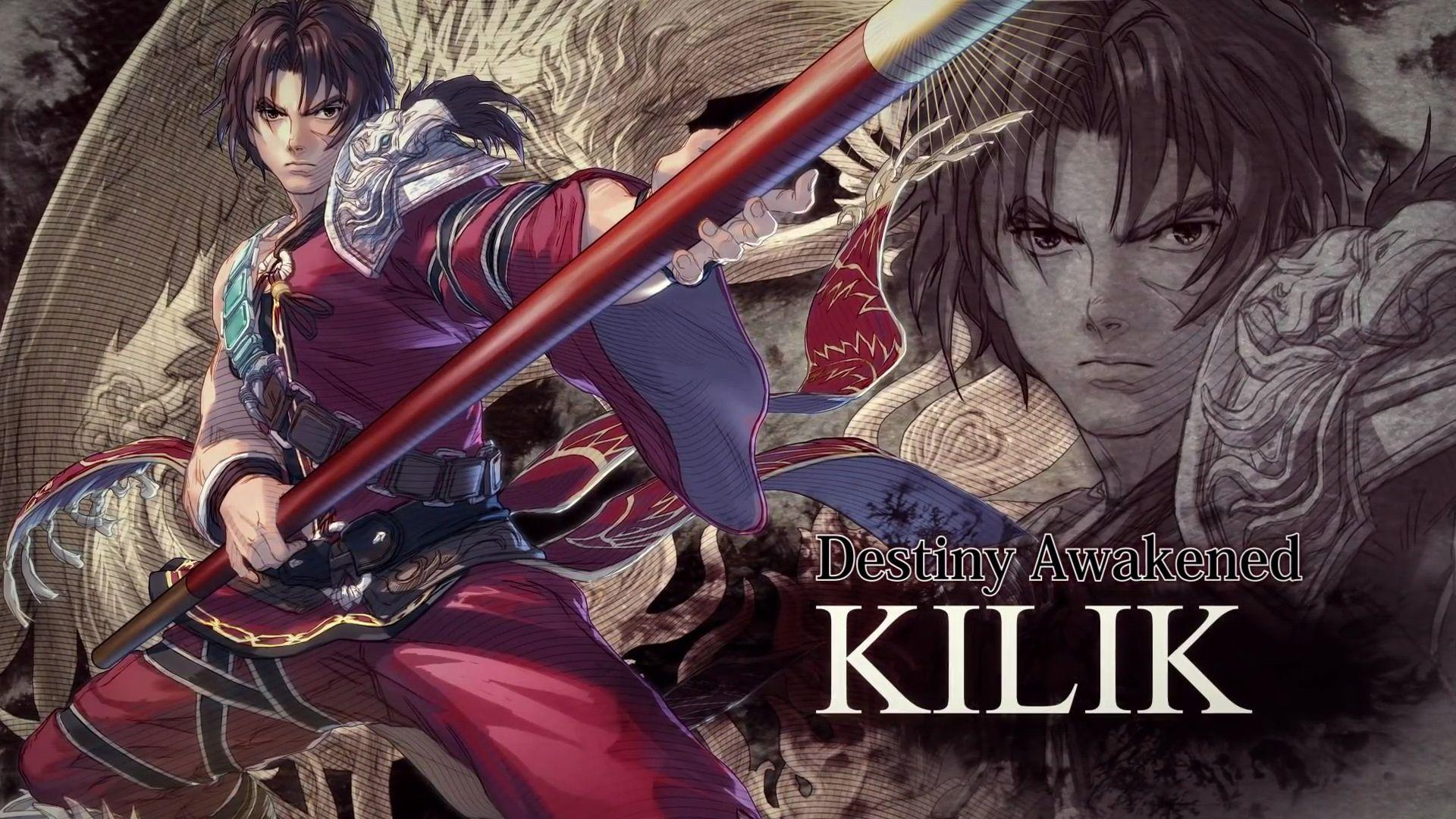 Kilik. Wallpapers from Soulcalibur VI