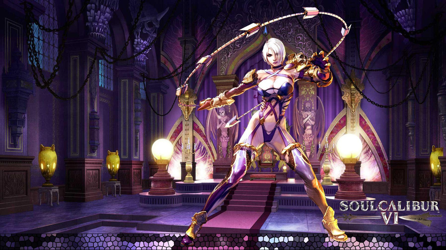 Soulcalibur VI Art/Wallpapers
