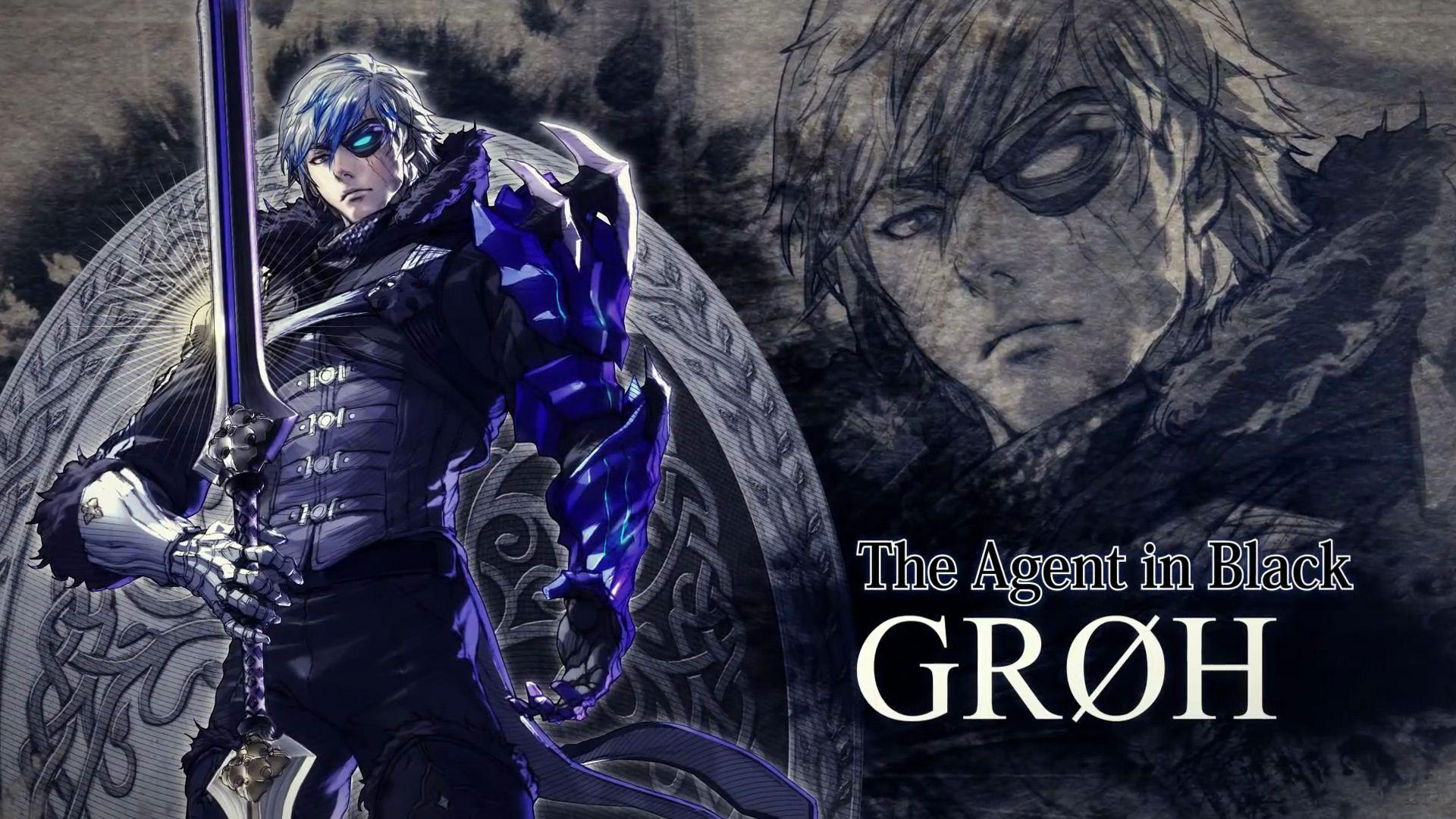 Groh. Wallpapers from Soulcalibur VI