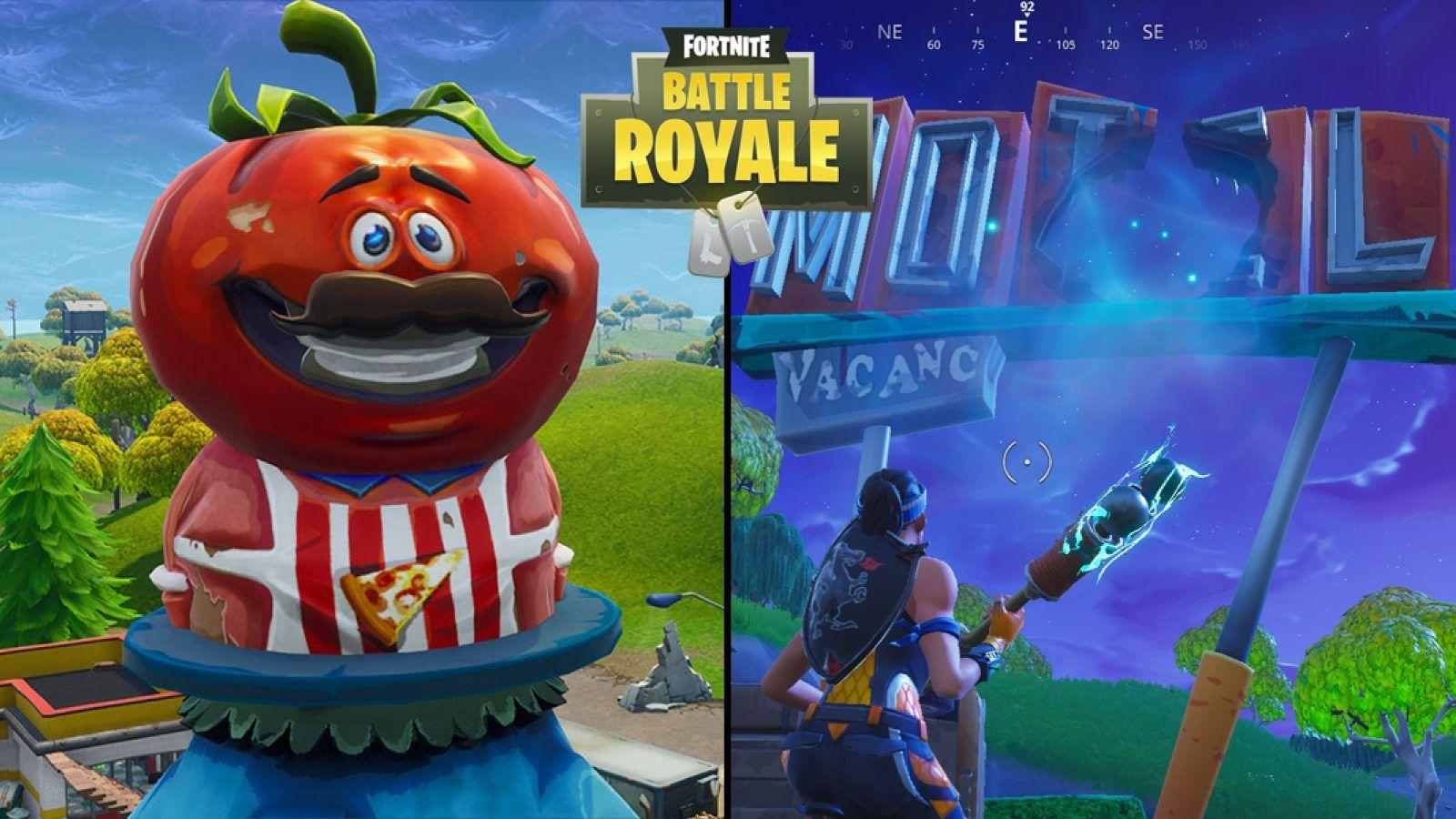 Another Portal Has Appeared in Fortnite's Tomato Town and the Motel ...