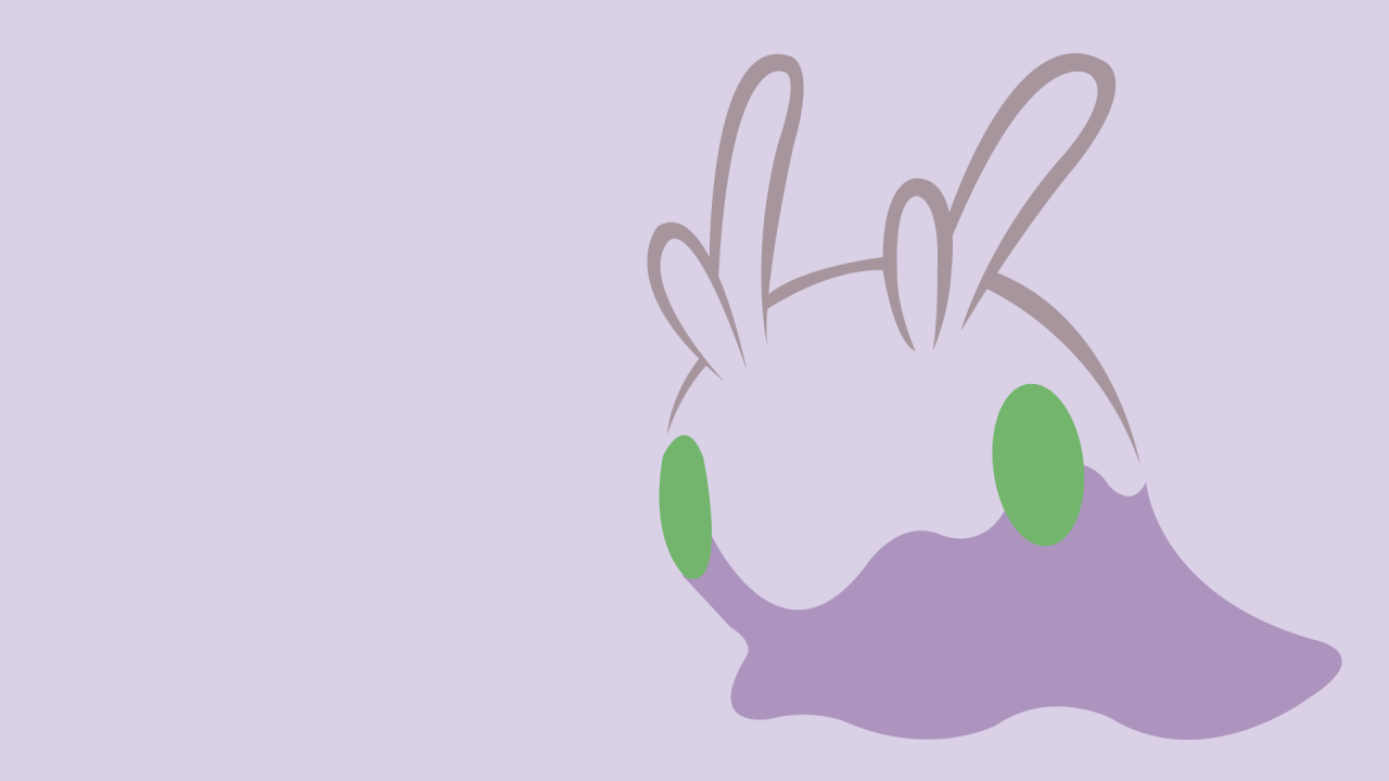 The Daily Goomy — Need a new wallpaper? Goomy is here to save the...