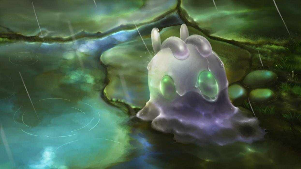 Pokemon Goomy Wallpaper wallpaper | 1920x1080 | 1210738 | WallpaperUP
