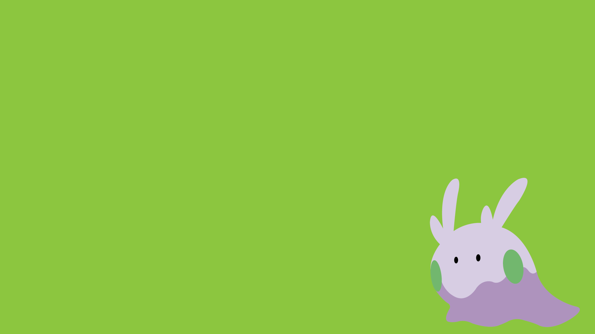 Goomy Wallpaper : pokemon