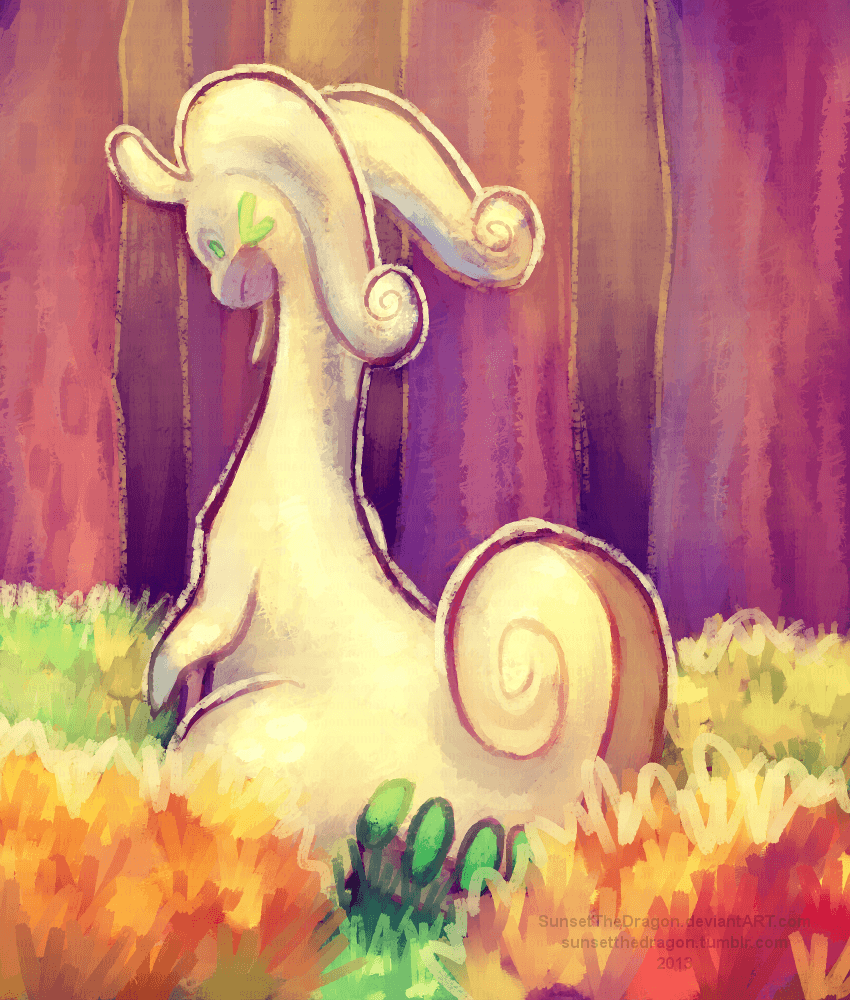 Goodra Wallpaper