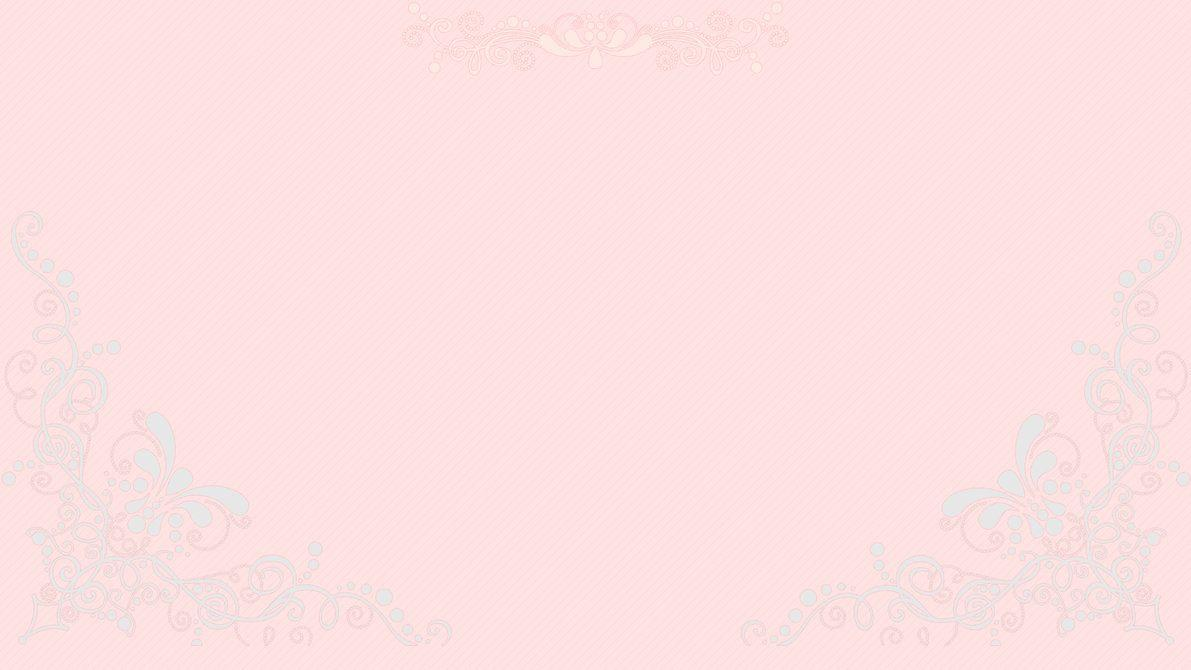 Pretty Pastel Pink Desktop Wallpapers 1920x1080 by Sleepy