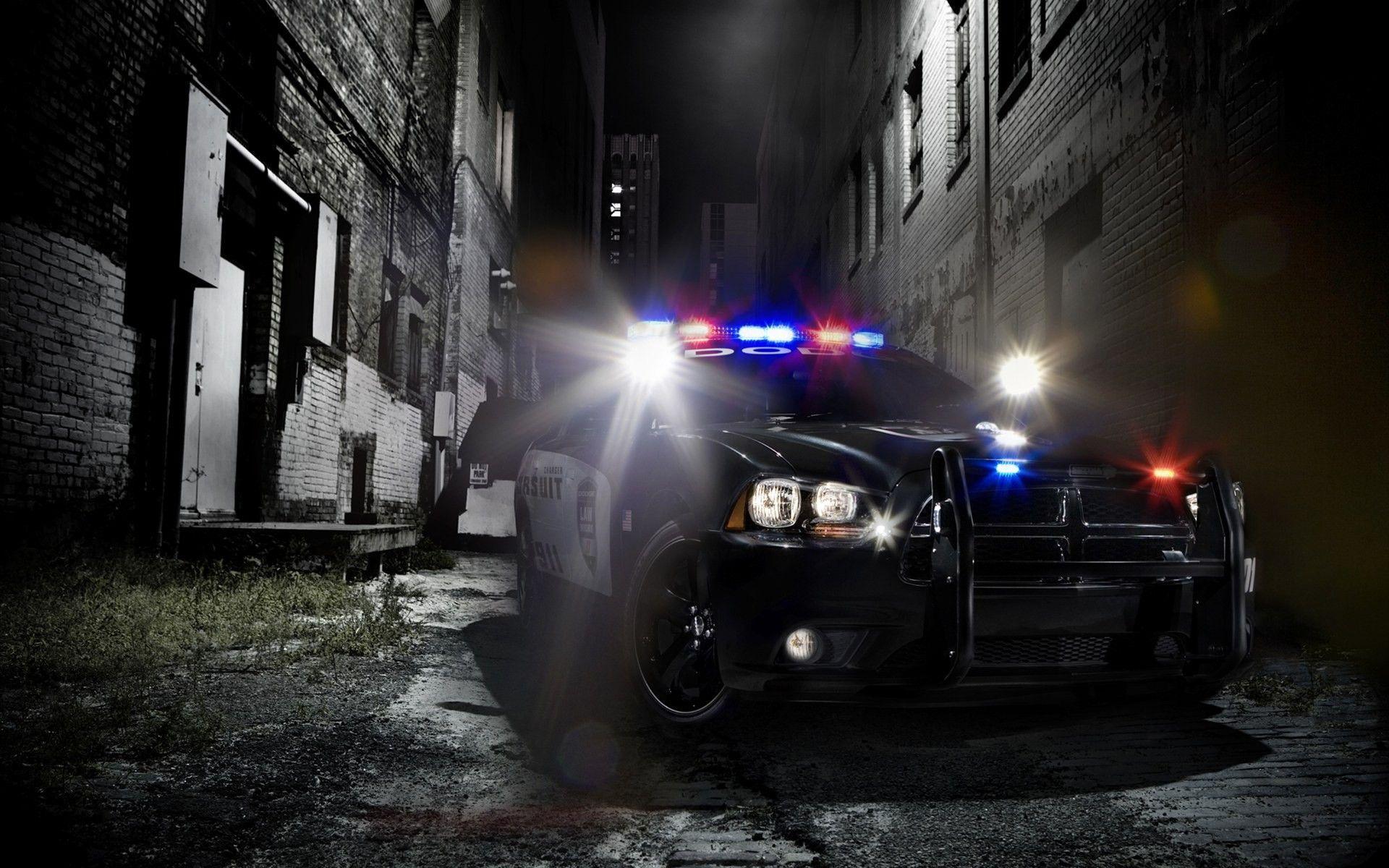 Cop Car Wallpapers Wallpaper Cave