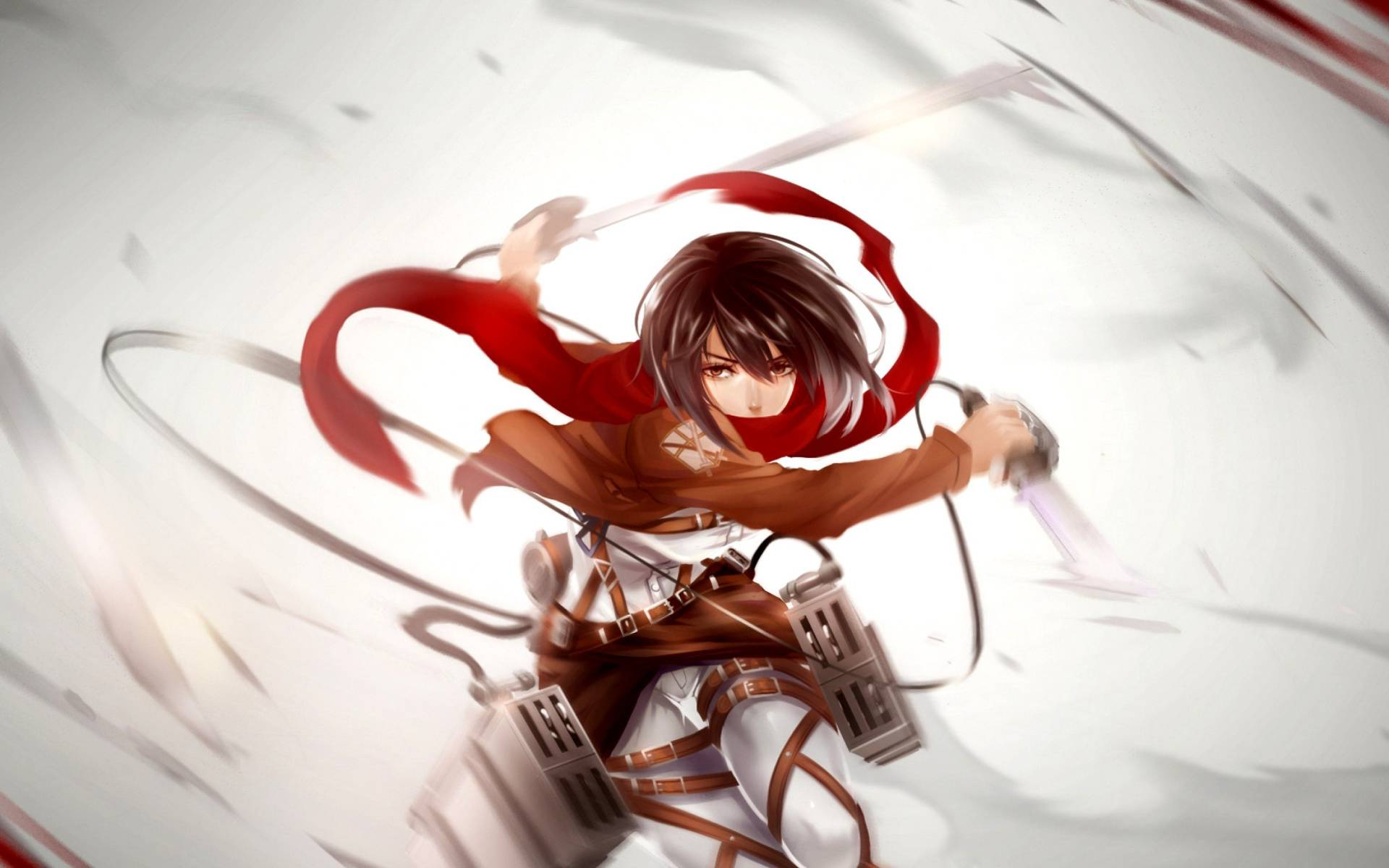 Mikasa Wallpapers Wallpaper Cave