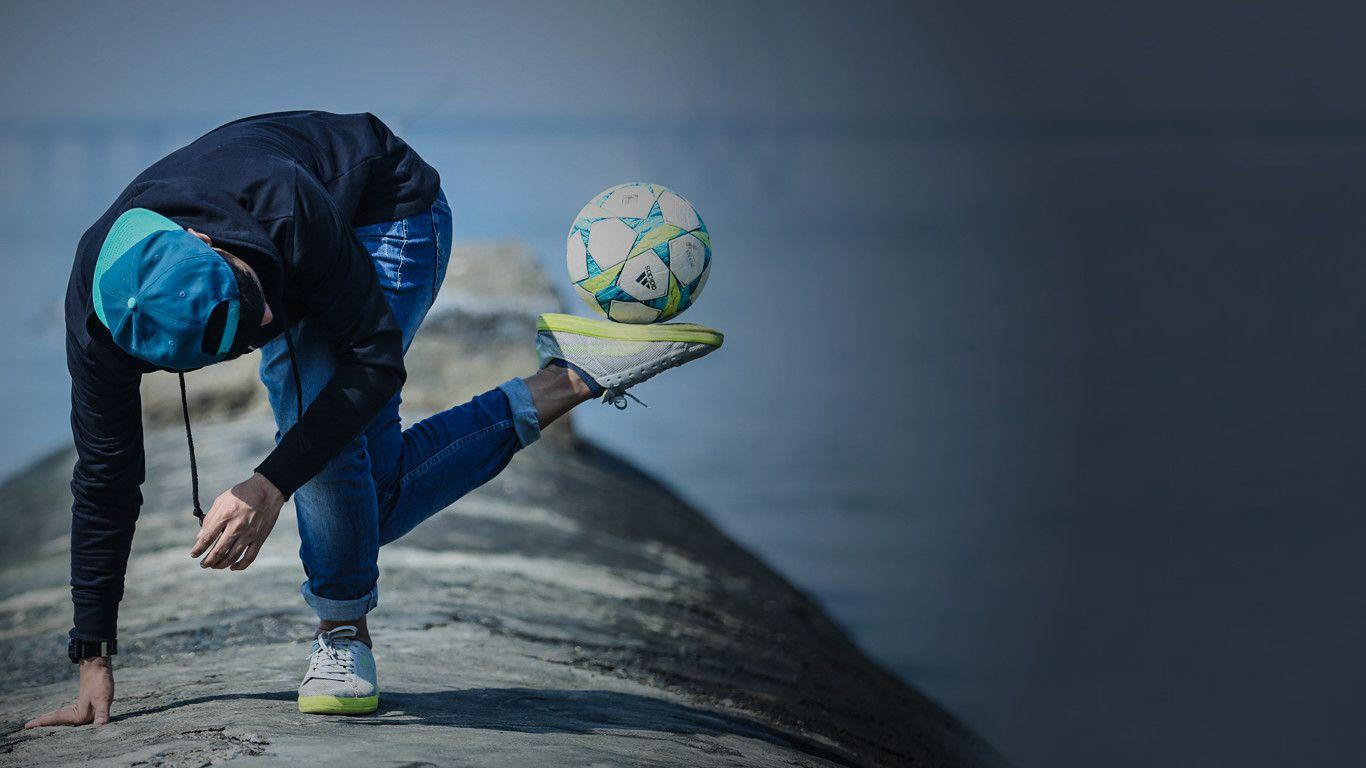 Freestyle Football Wallpapers Wallpaper Cave