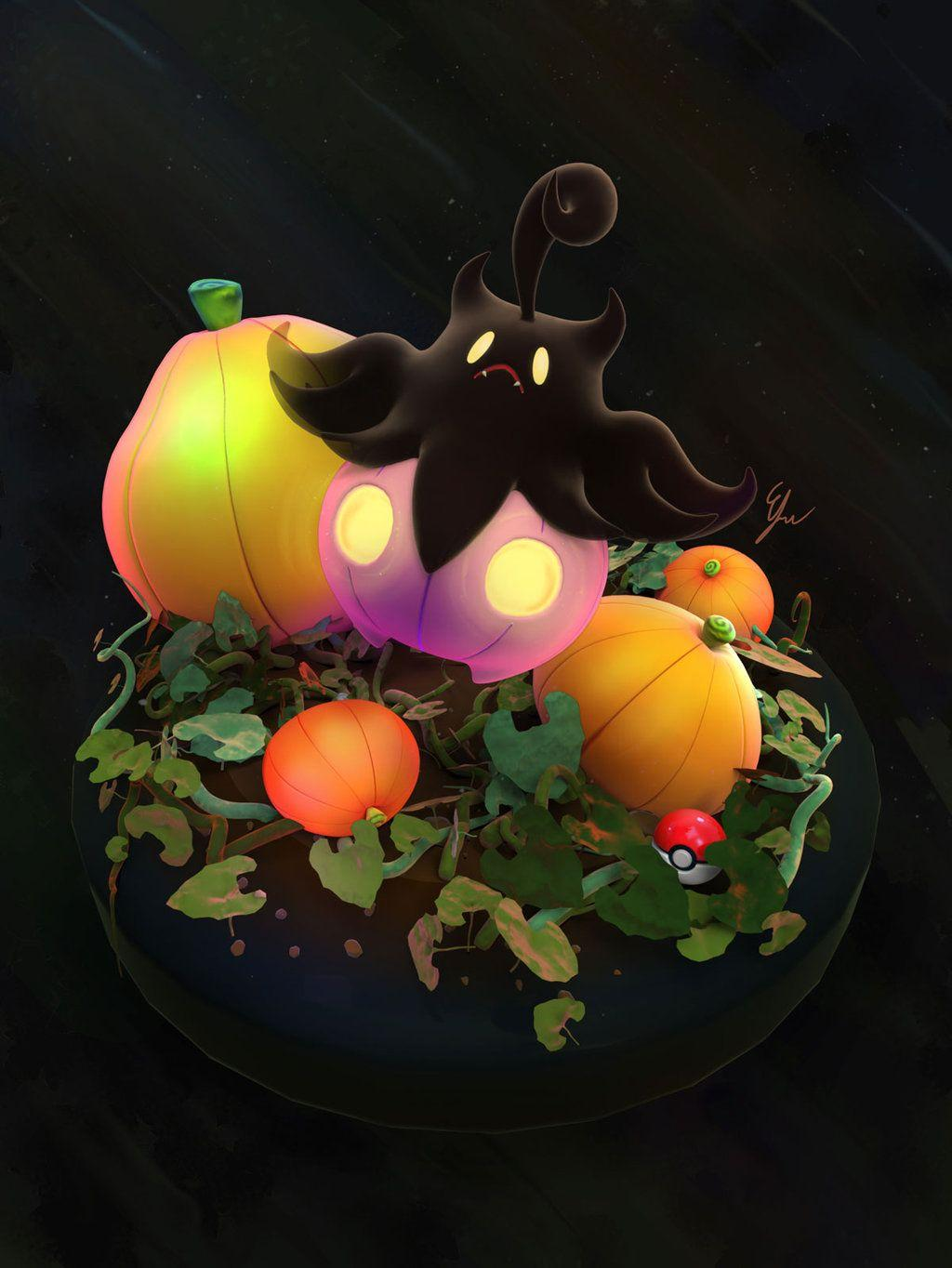 Something Old, Something New, Trashalanche, and Pumpkaboo - Night ...