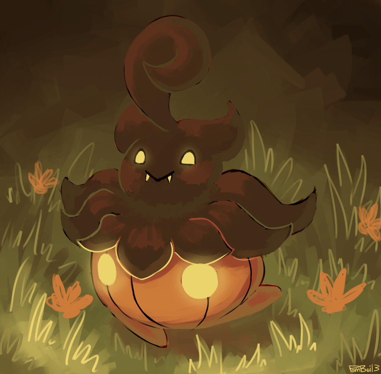 "pombei: ""YOU DON'T UNDERSTAND HOW MUCH I LOVE PUMPKABOO "" 