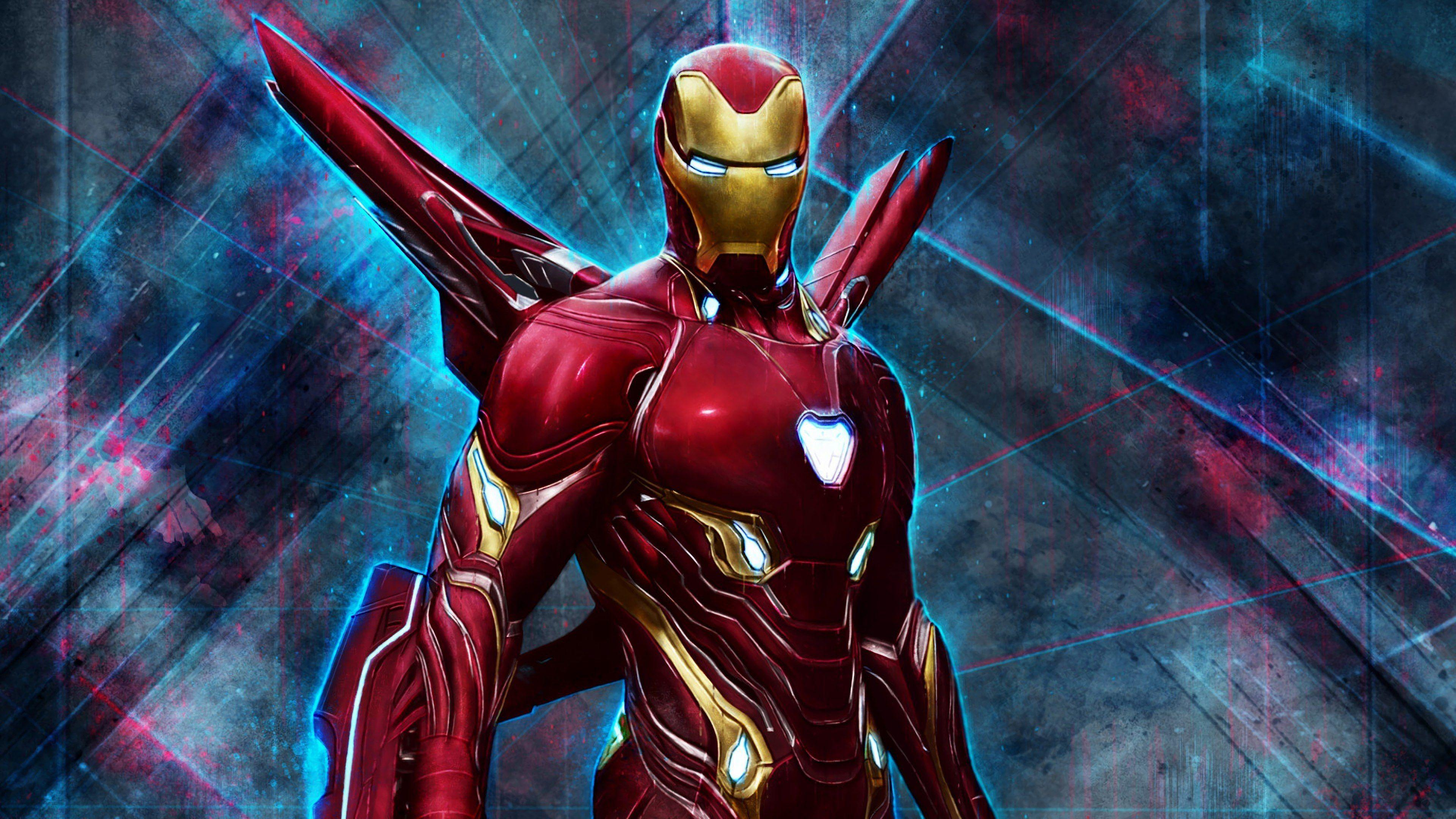 Infinity War Iron Man Wallpapers Wallpaper Cave