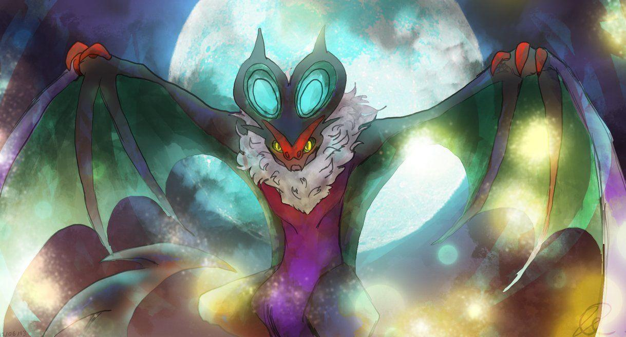 Noivern Pokemon X Y by NinGeko on DeviantArt