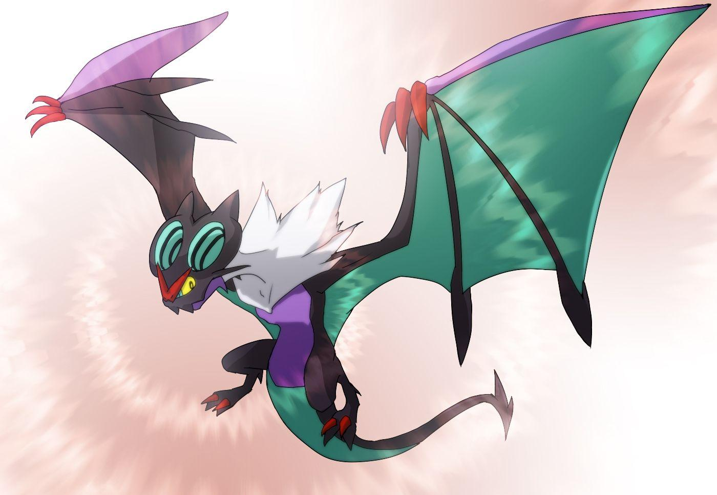 Noivern - Pokémon | page 2 of 3 - Zerochan Anime Image Board