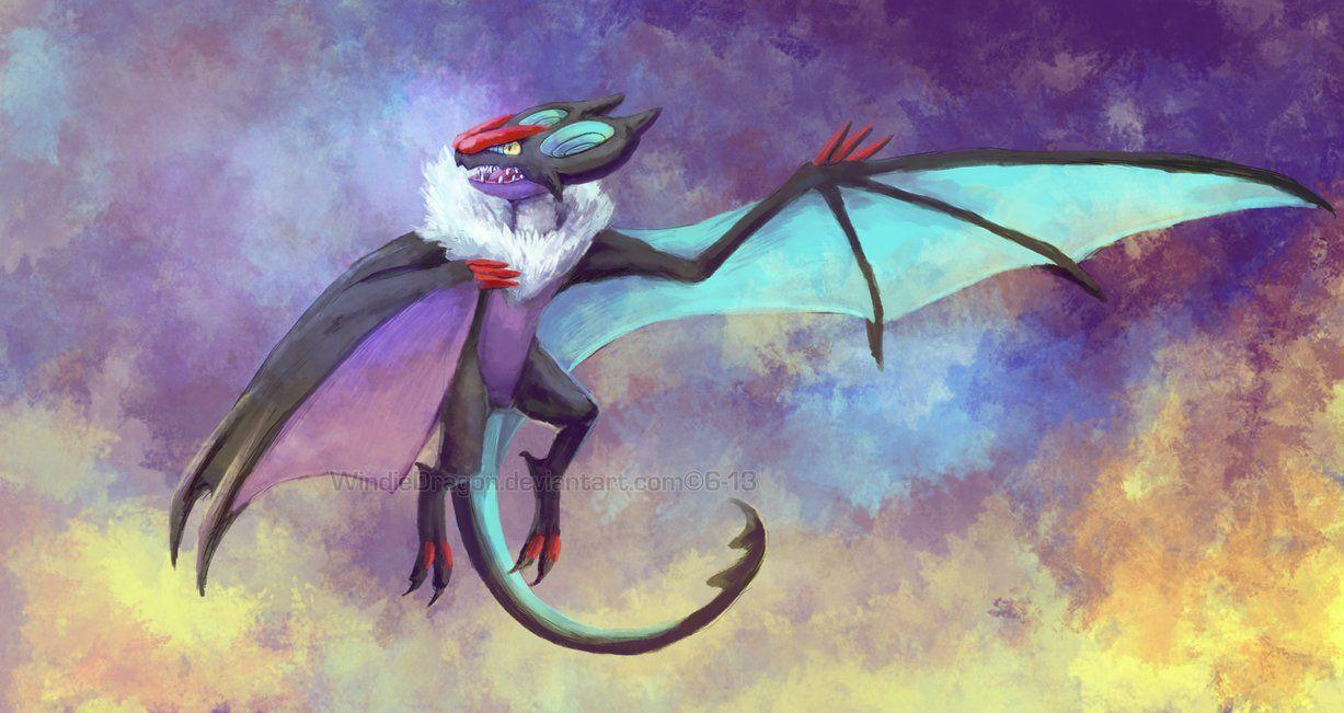 Noivern by WindieDragon on DeviantArt
