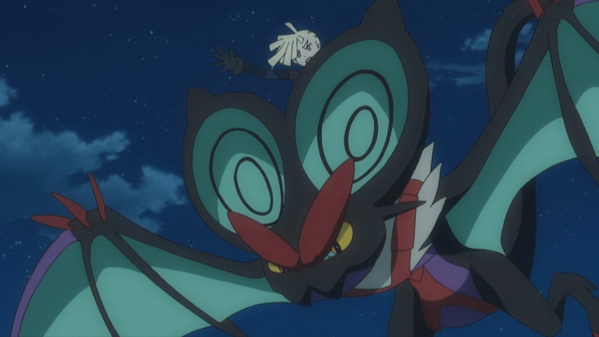 Ultra Guardians' Noivern | Pokémon Wiki | FANDOM powered by Wikia