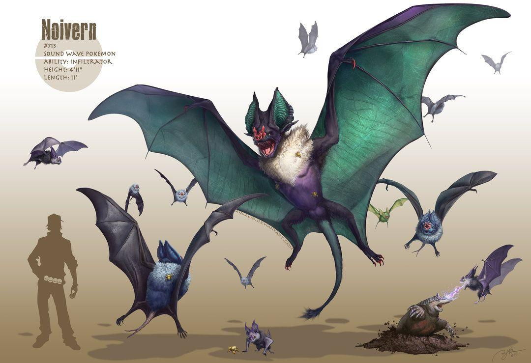 Noivern- by arvalis on DeviantArt