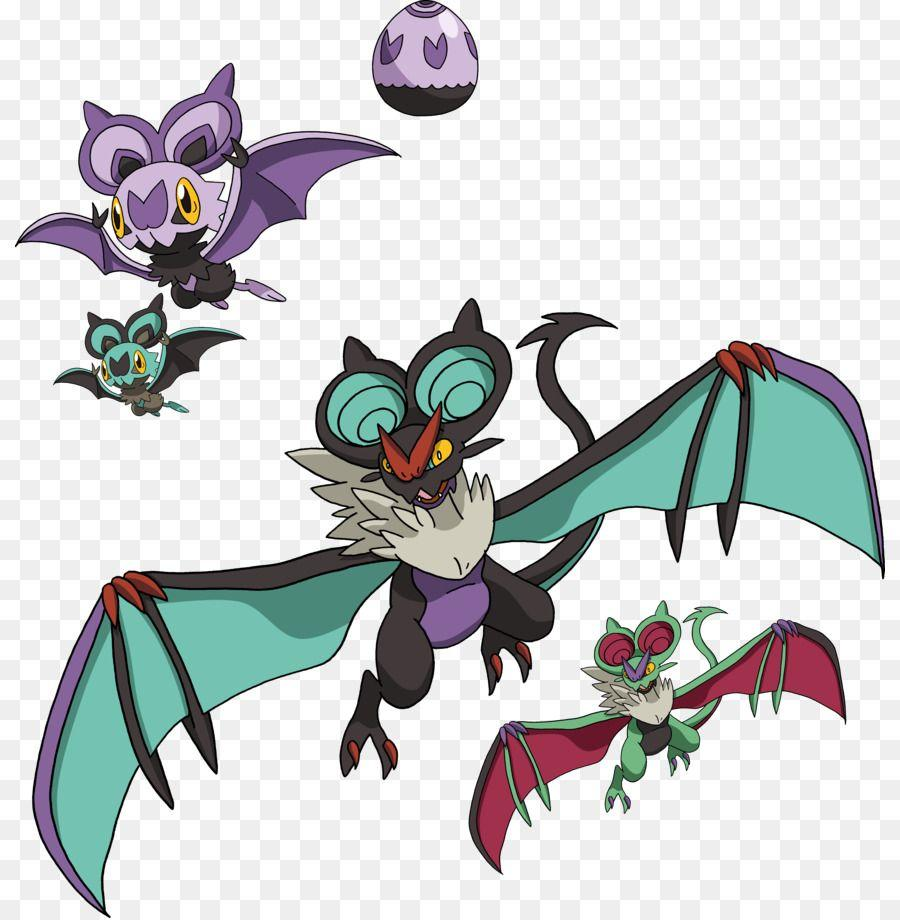 Download Noivern evolution ash ketchum noibat pokmon x an graeae ...